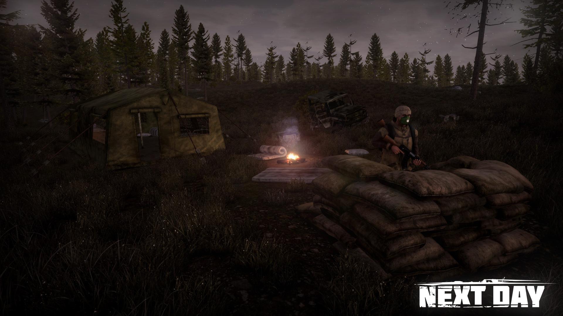 Next Day: Survival - Next Day: Survival