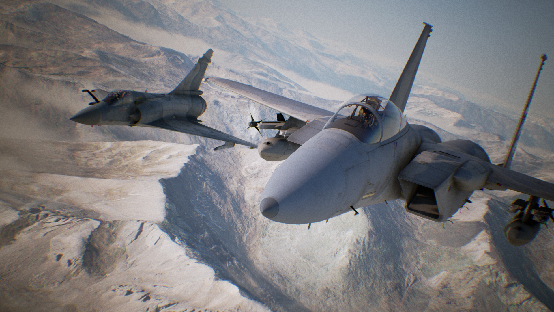 Ace Combat 7: Skies Unknown - Ace Combat 7: Skies Unknown