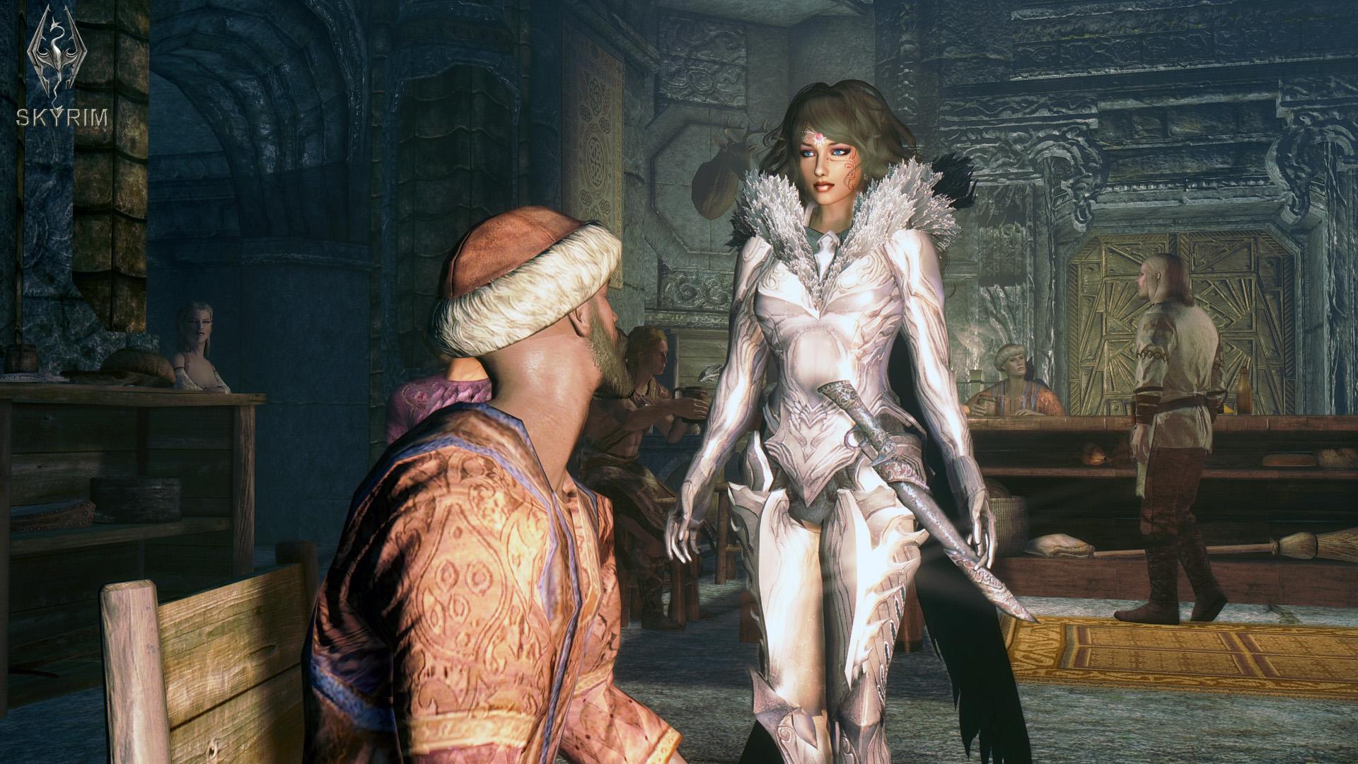 494. Кираса ''Эль-Леон''.jpg - Elder Scrolls 5: Skyrim, the CBBE, Сборка-21