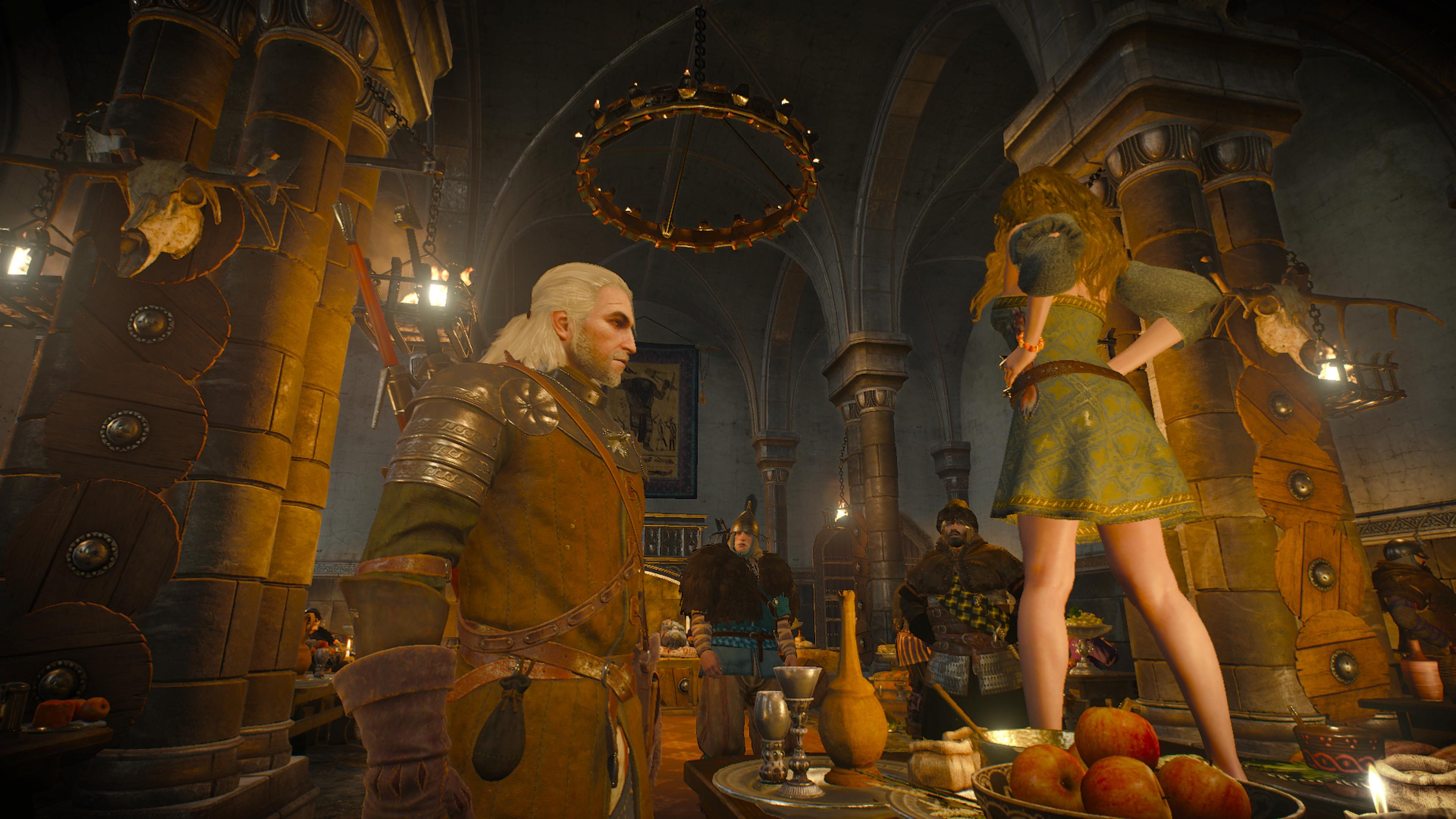 Крепость Каэр Трольде_16.jpg - Witcher 3: Wild Hunt, the