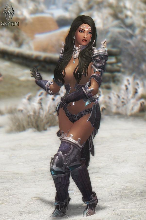 498. Кольчуга ''Берсерка''.jpg - Elder Scrolls 5: Skyrim, the CBBE, Сборка-21