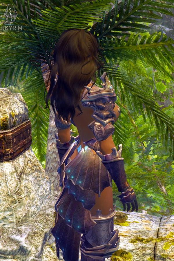 499. Кольчуга ''Берсерка''.jpg - Elder Scrolls 5: Skyrim, the CBBE, Сборка-21