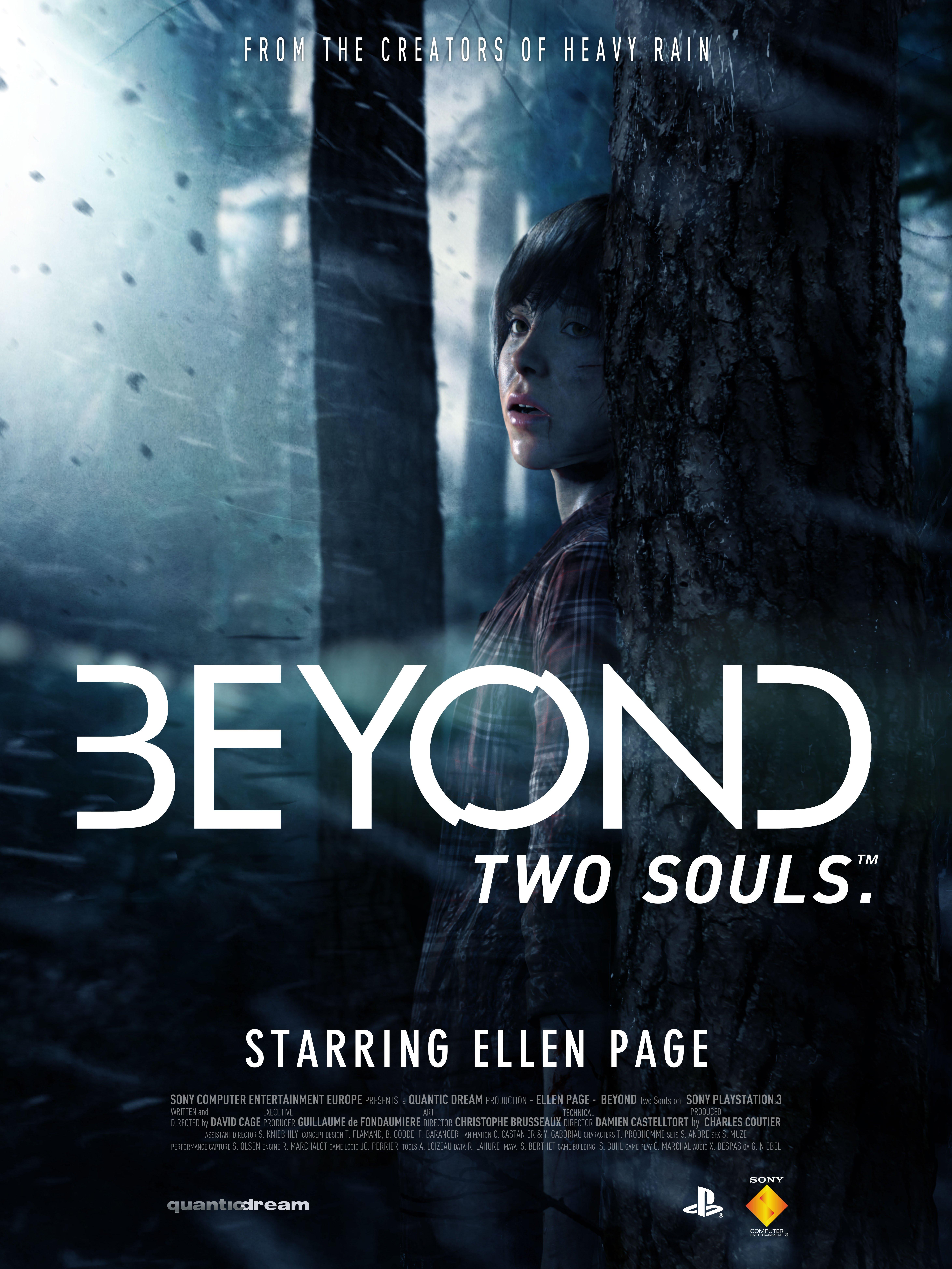 Beyond: Two Souls - Beyond: Two Souls Арт