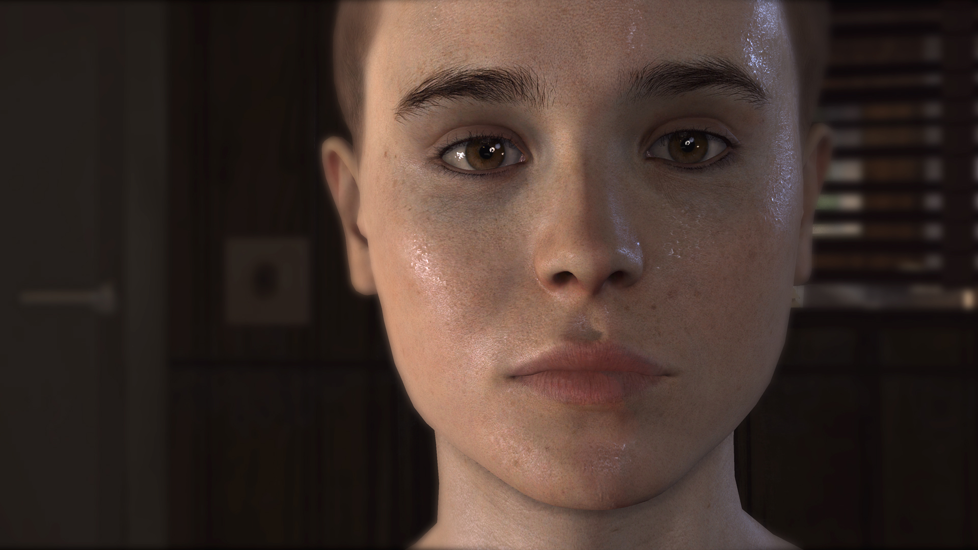 Beyond: Two Souls - Beyond: Two Souls