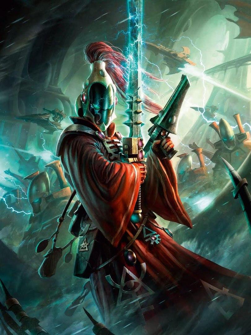 xuFpznLOmSk.jpg - Warhammer 40.000: Dawn of War 3 Арт