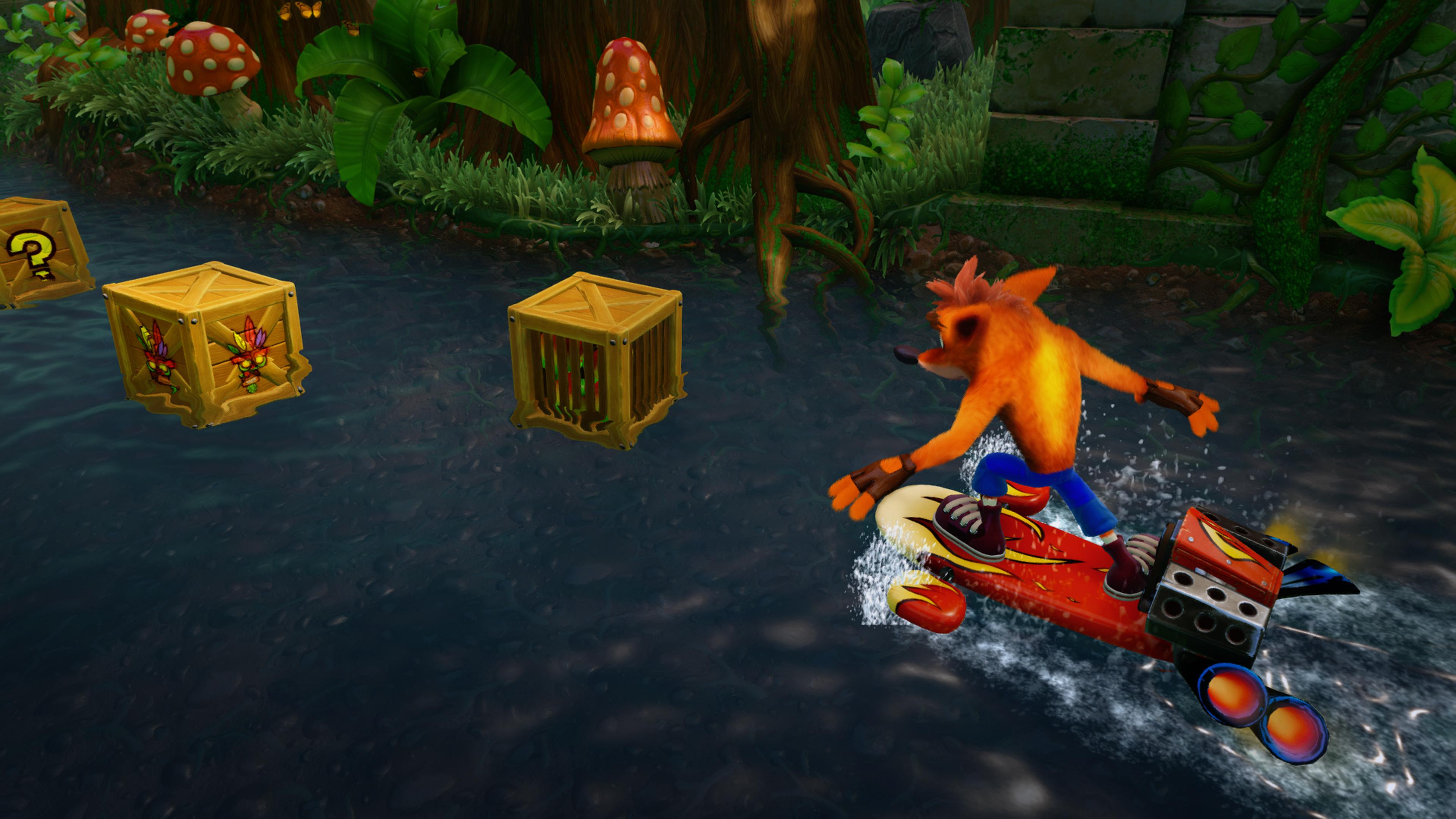 Crash Bandicoot N. Sane Trilogy - Crash Bandicoot N. Sane Trilogy 4K