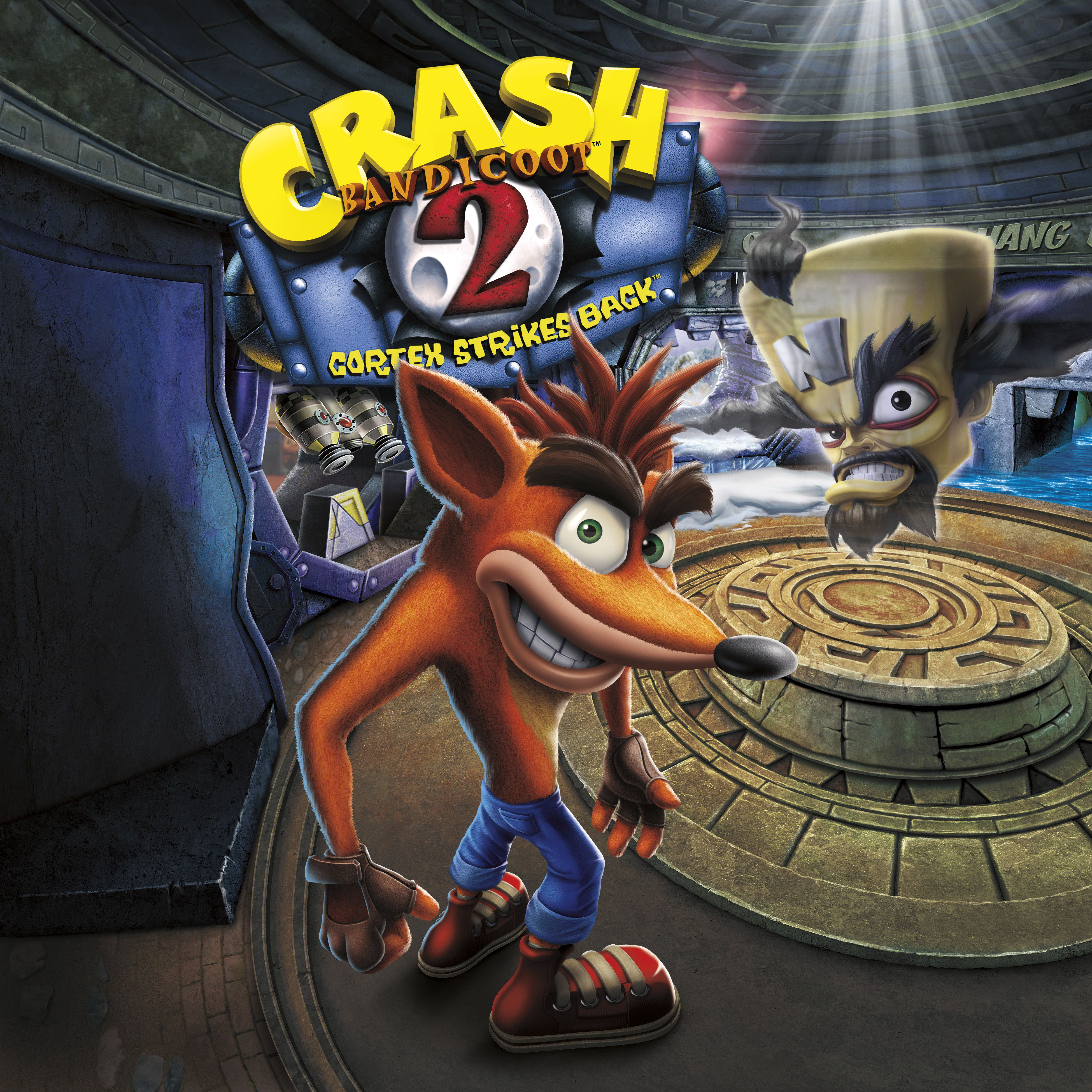 Crash Bandicoot N. Sane Trilogy - Crash Bandicoot N. Sane Trilogy Арт