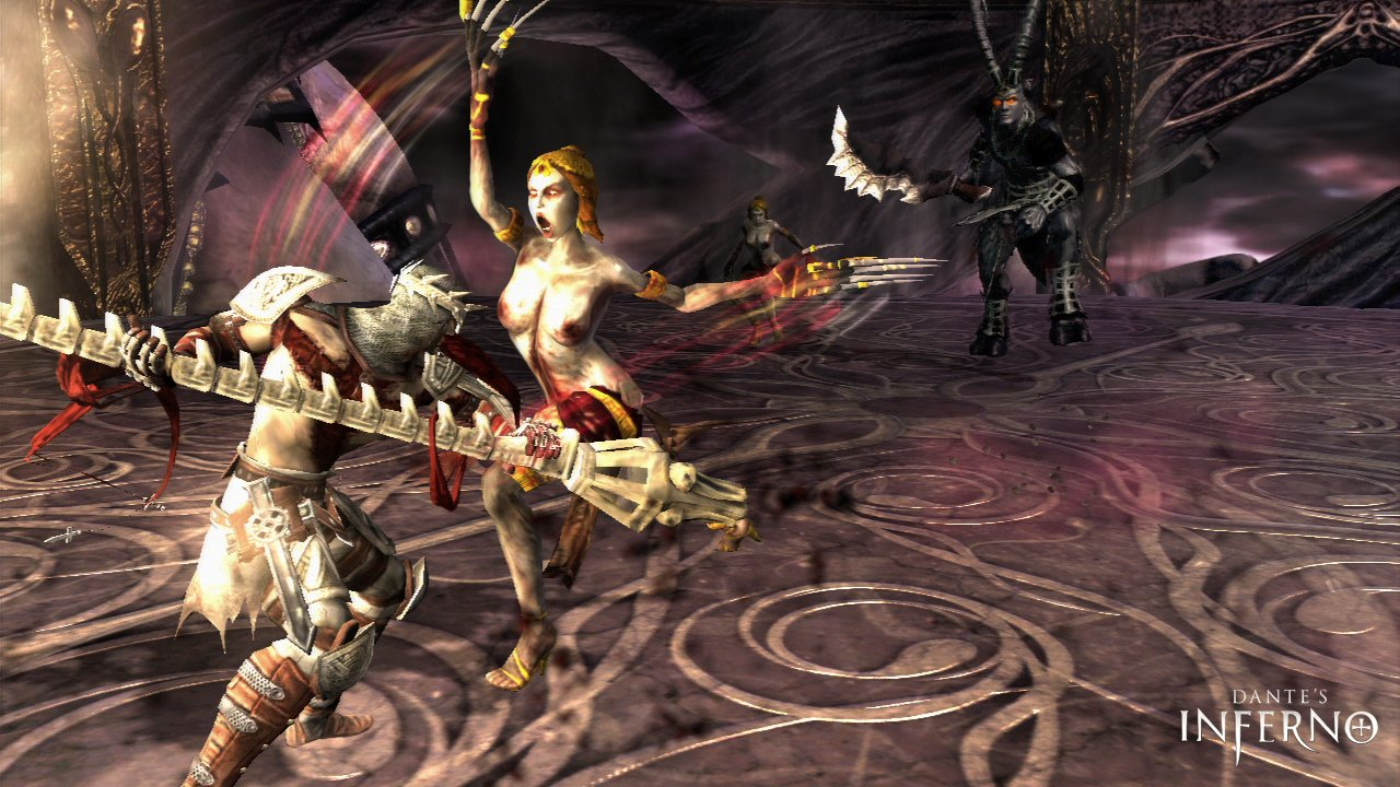 Dante's Inferno - Dante's Inferno Скриншот