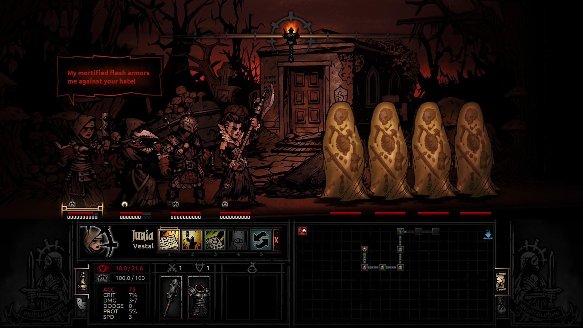 Darkest Dungeon - Darkest Dungeon