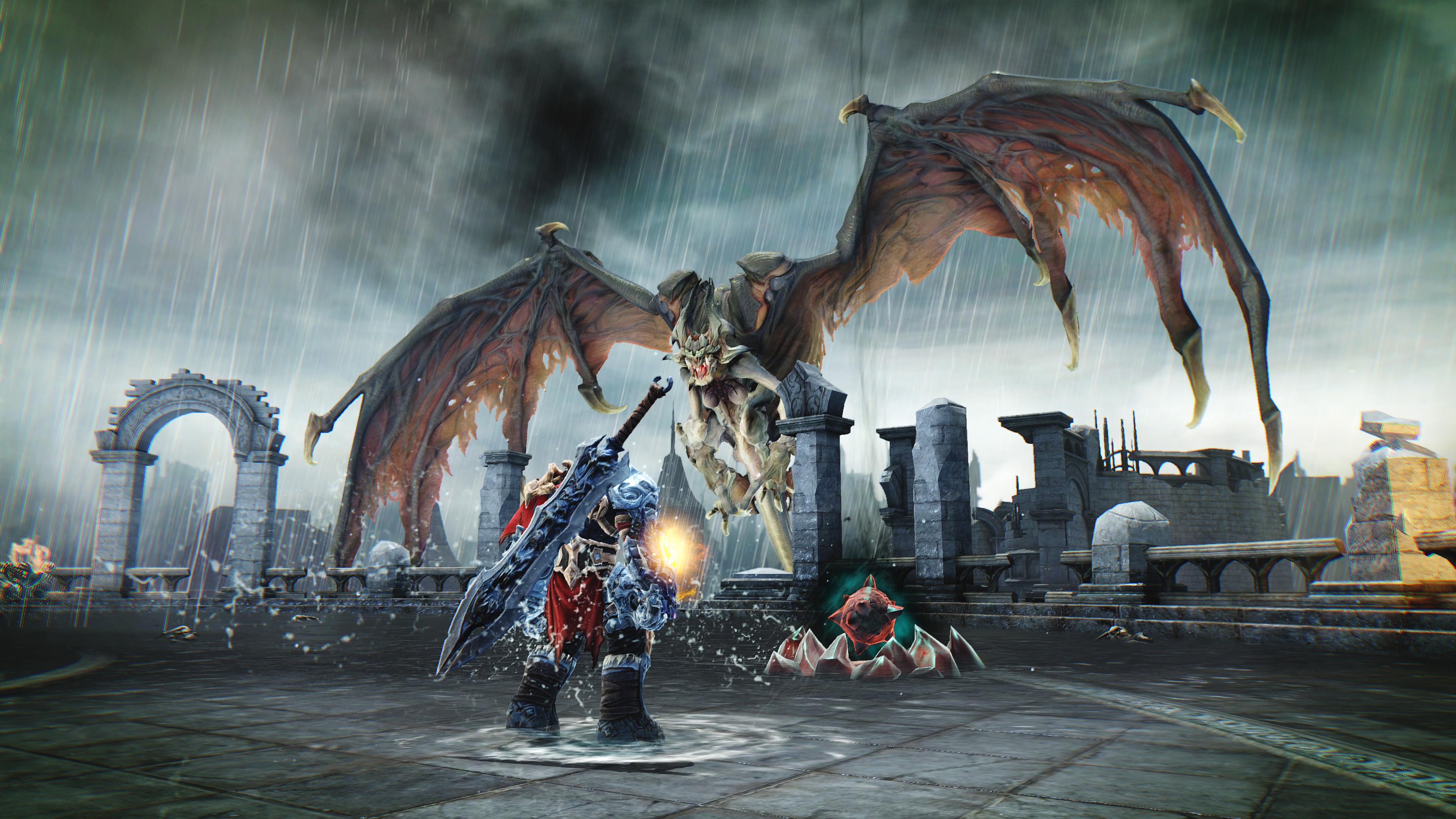 Darksiders: Warmastered Edition - Darksiders 4K