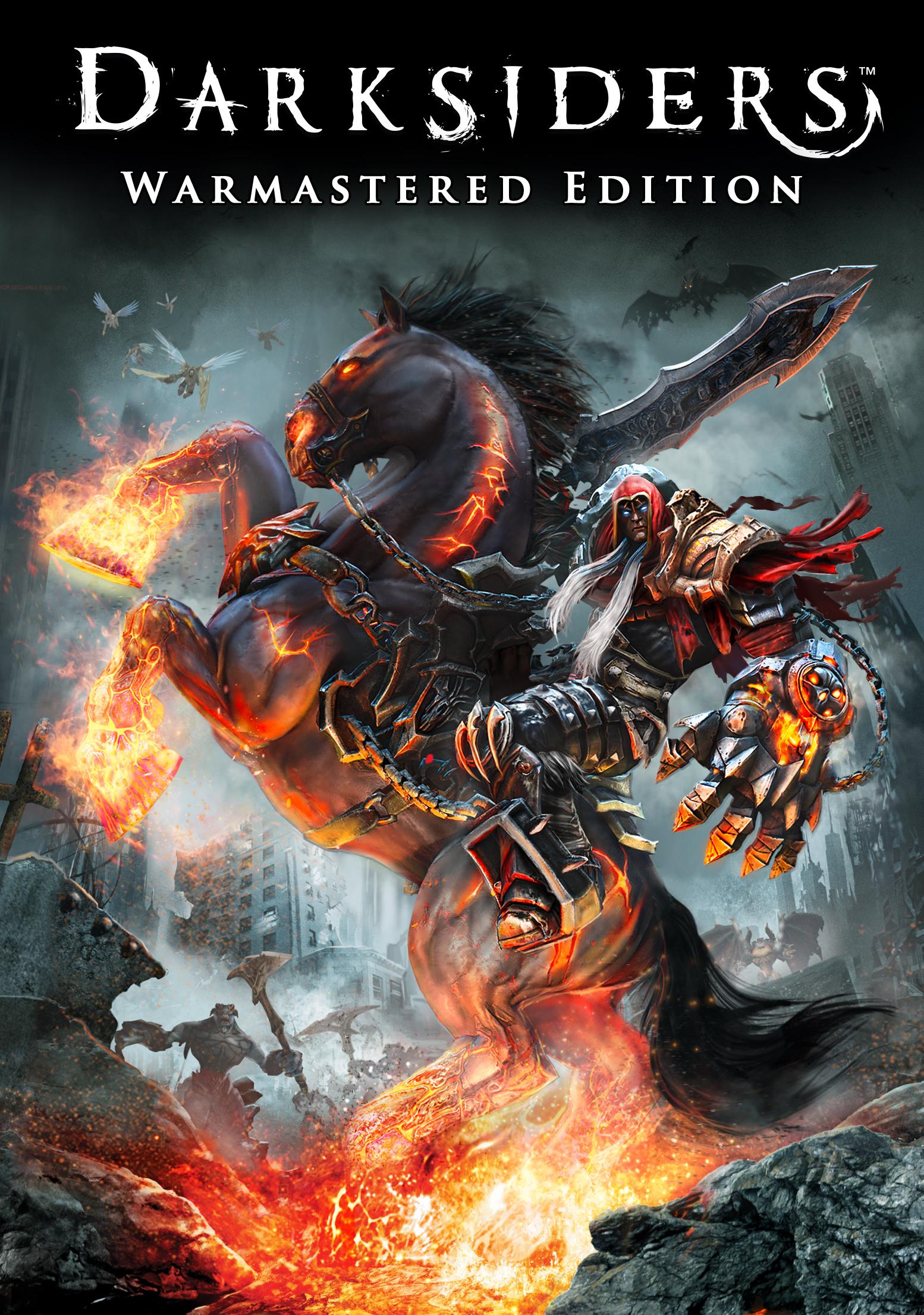 Darksiders: Warmastered Edition - Darksiders Арт