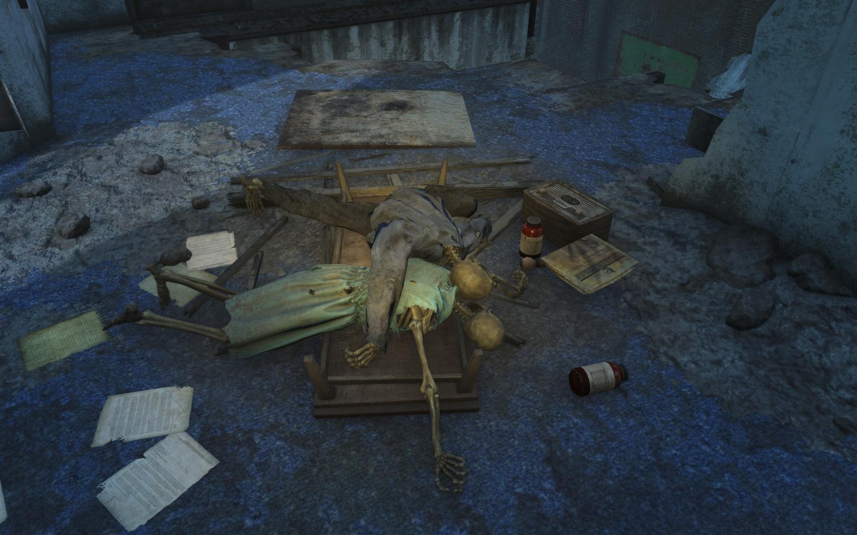В доме у Даймонд-сити - Fallout 4