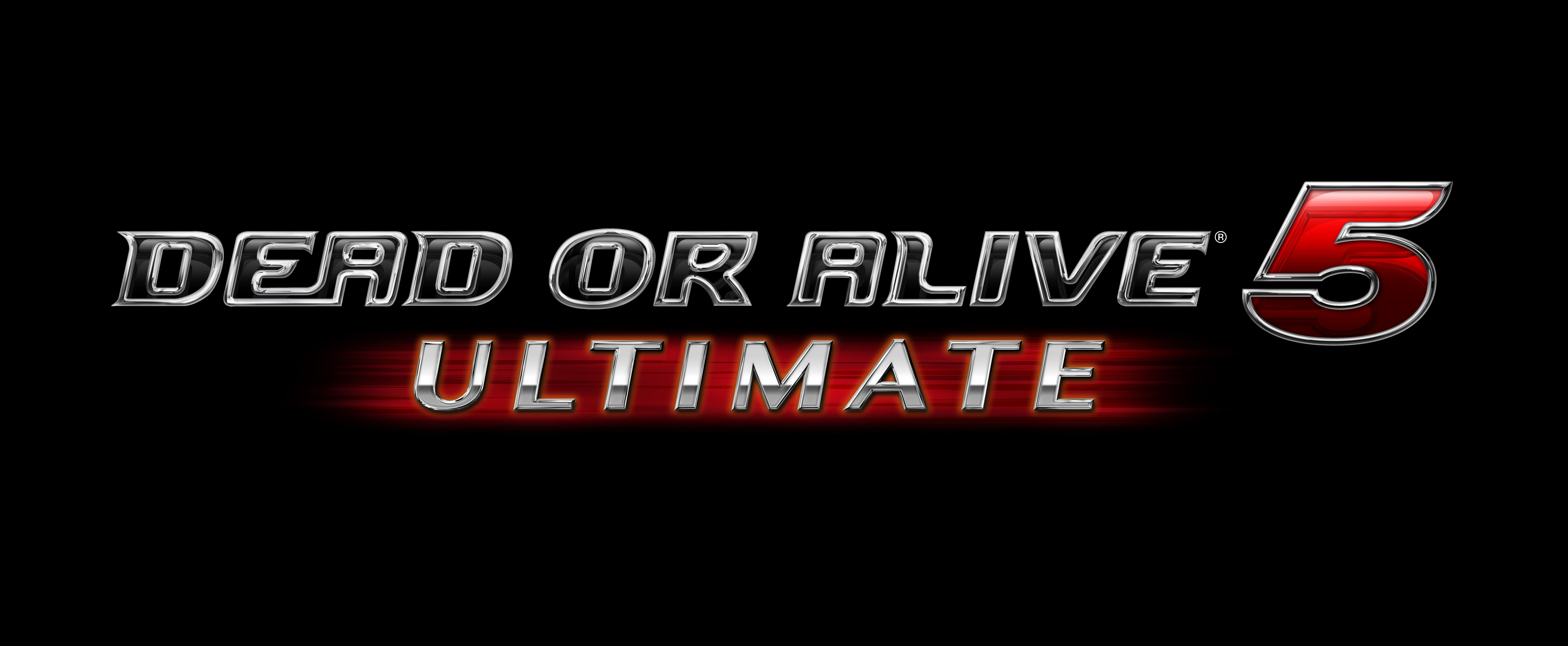 Логотип - Dead or Alive 5 Ultimate 9K, Арт