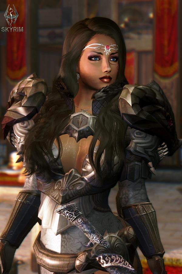 515. Кольчуга ''Вэл-Тиркай''.jpg - Elder Scrolls 5: Skyrim, the CBBE, Сборка-21