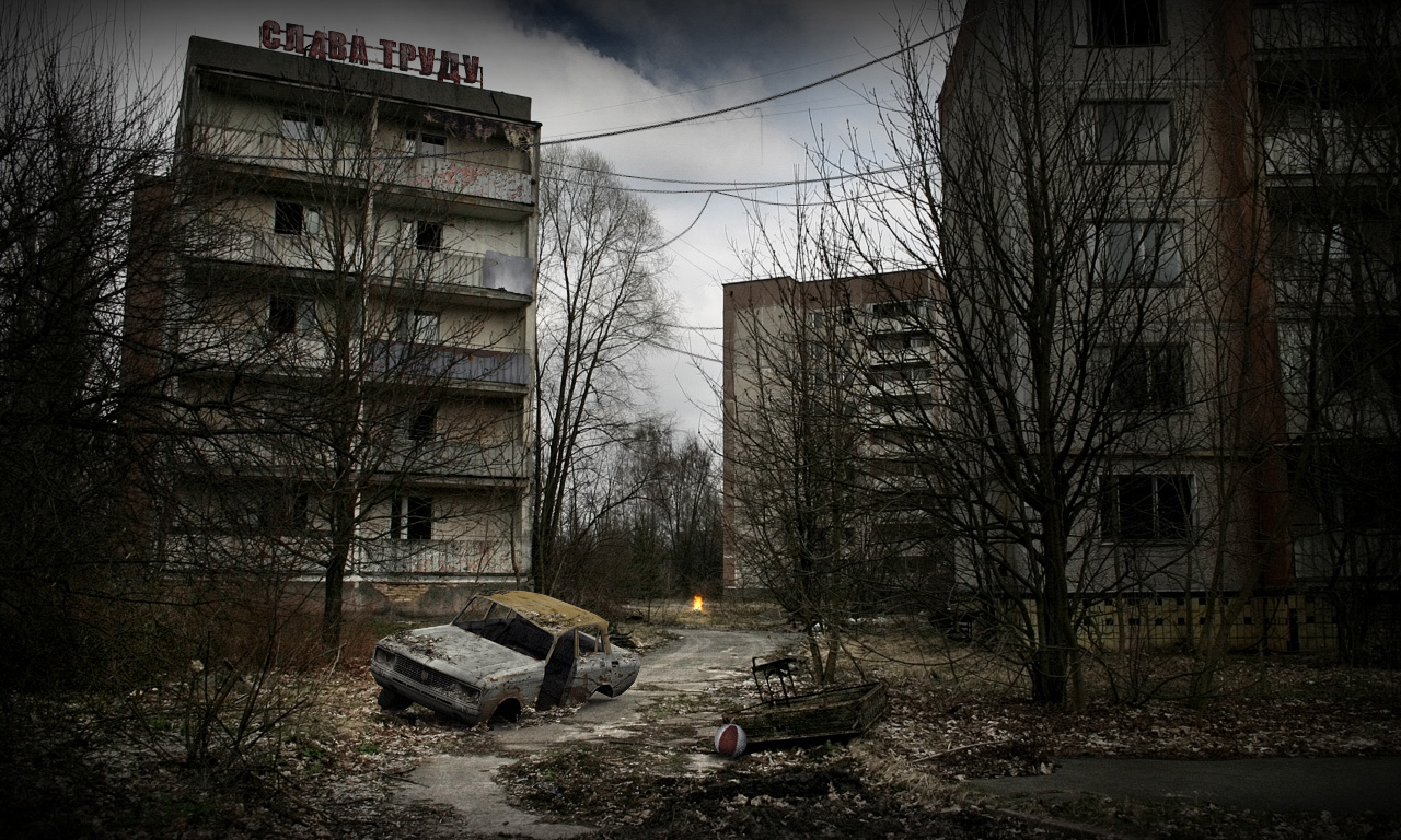 Улица - S.T.A.L.K.E.R.: Call of Pripyat