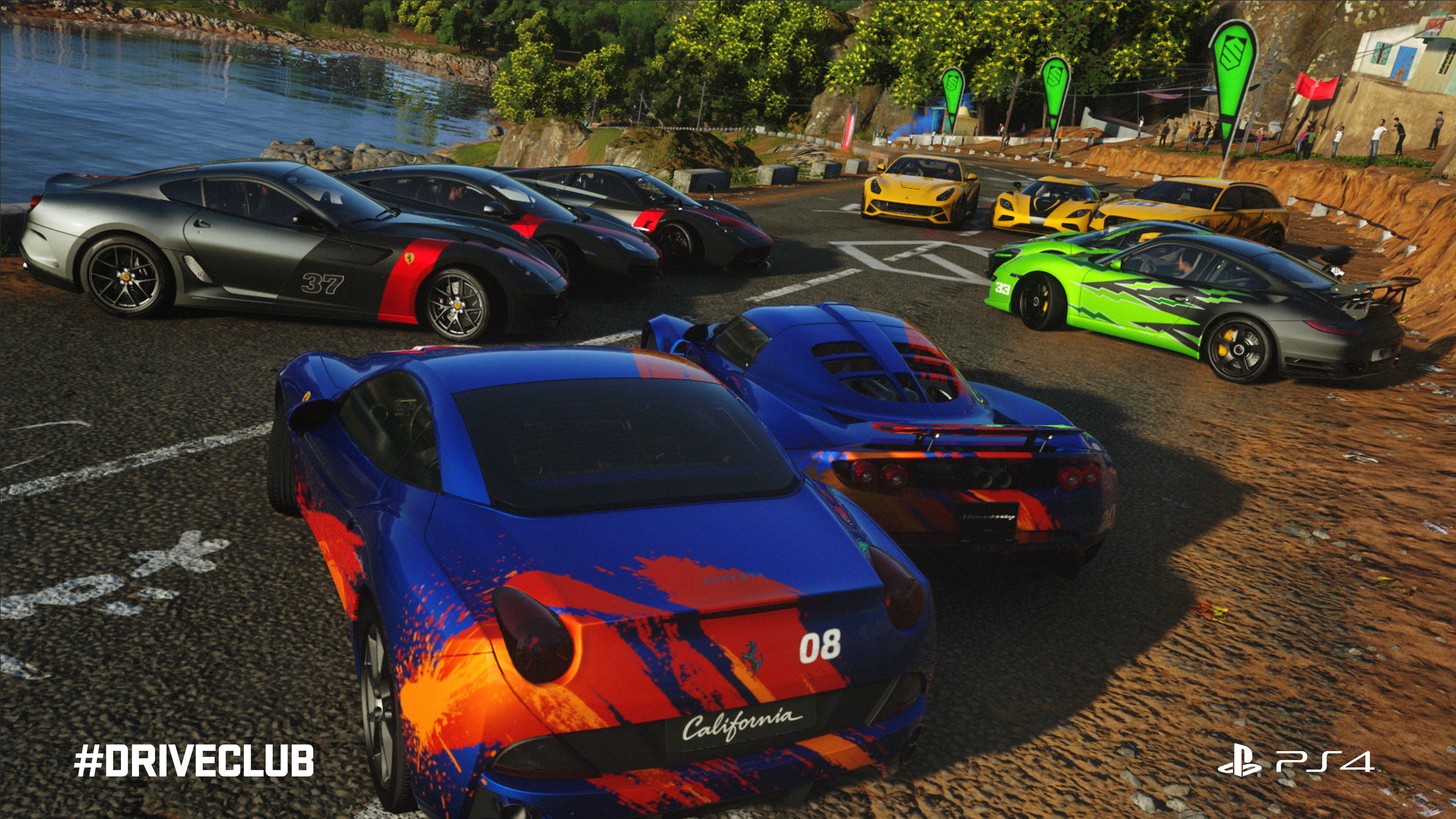 DriveClub - DriveClub 8K