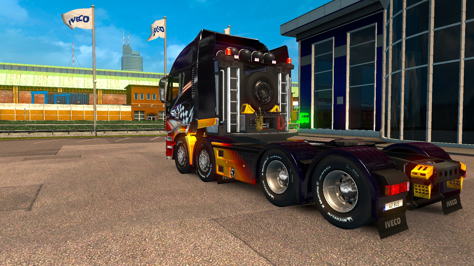 20180531070047_1.jpg - Euro Truck Simulator 2