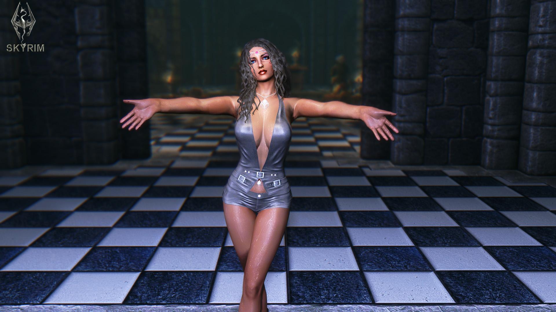 526. Добро пожаловать в Арканиум.jpg - Elder Scrolls 5: Skyrim, the CBBE, Сборка-21
