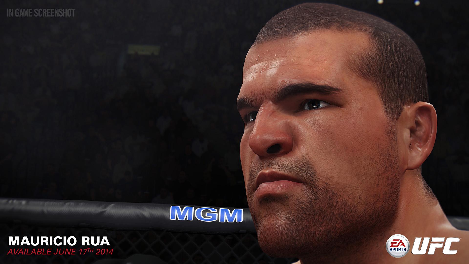 Маурисиу Руа - EA Sports UFC