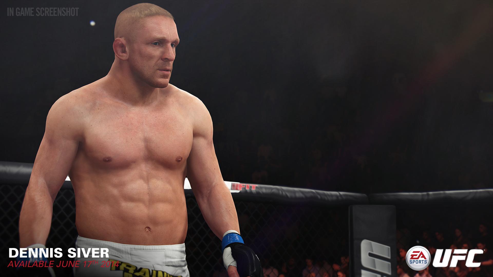Деннис Зифер - EA Sports UFC