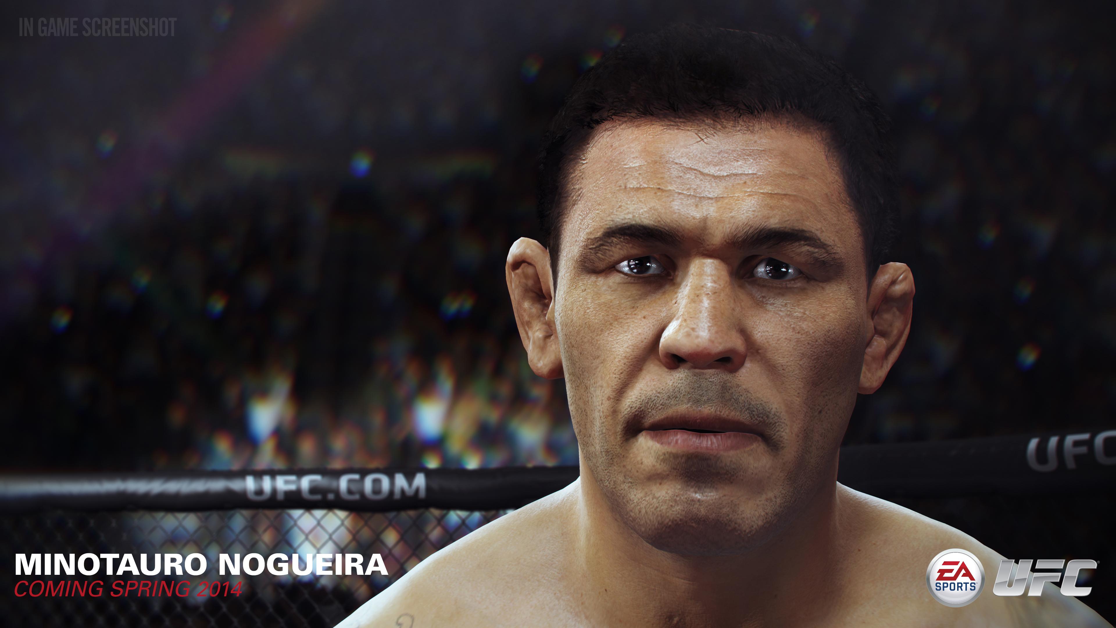 Антонио Родриго Ногейра - EA Sports UFC 4K