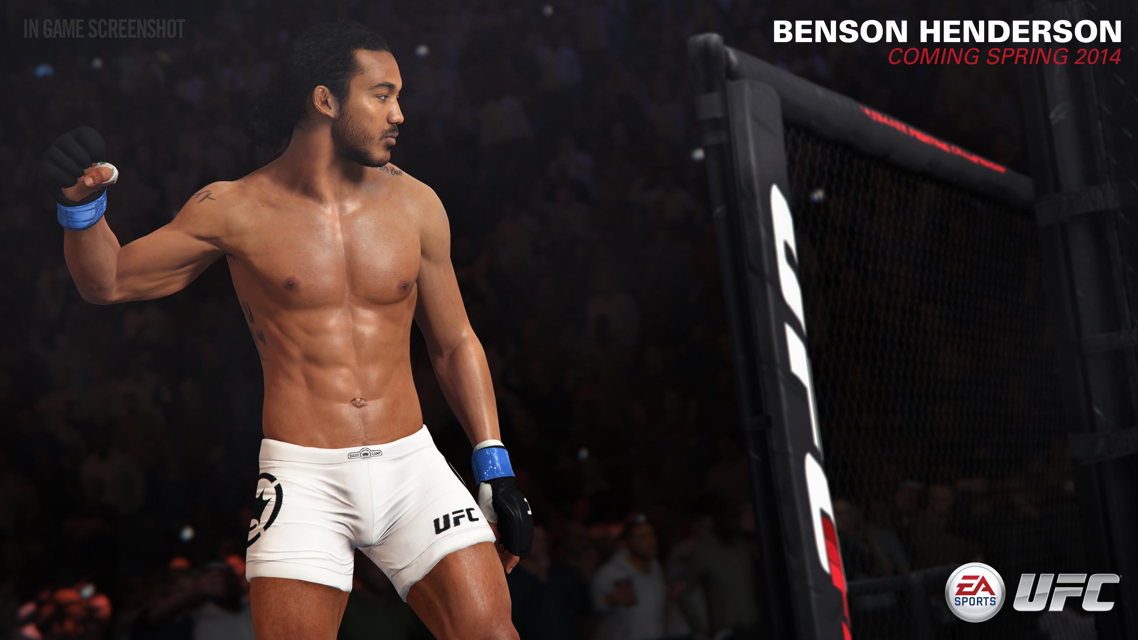 Бенсон Хендерсон - EA Sports UFC 4K
