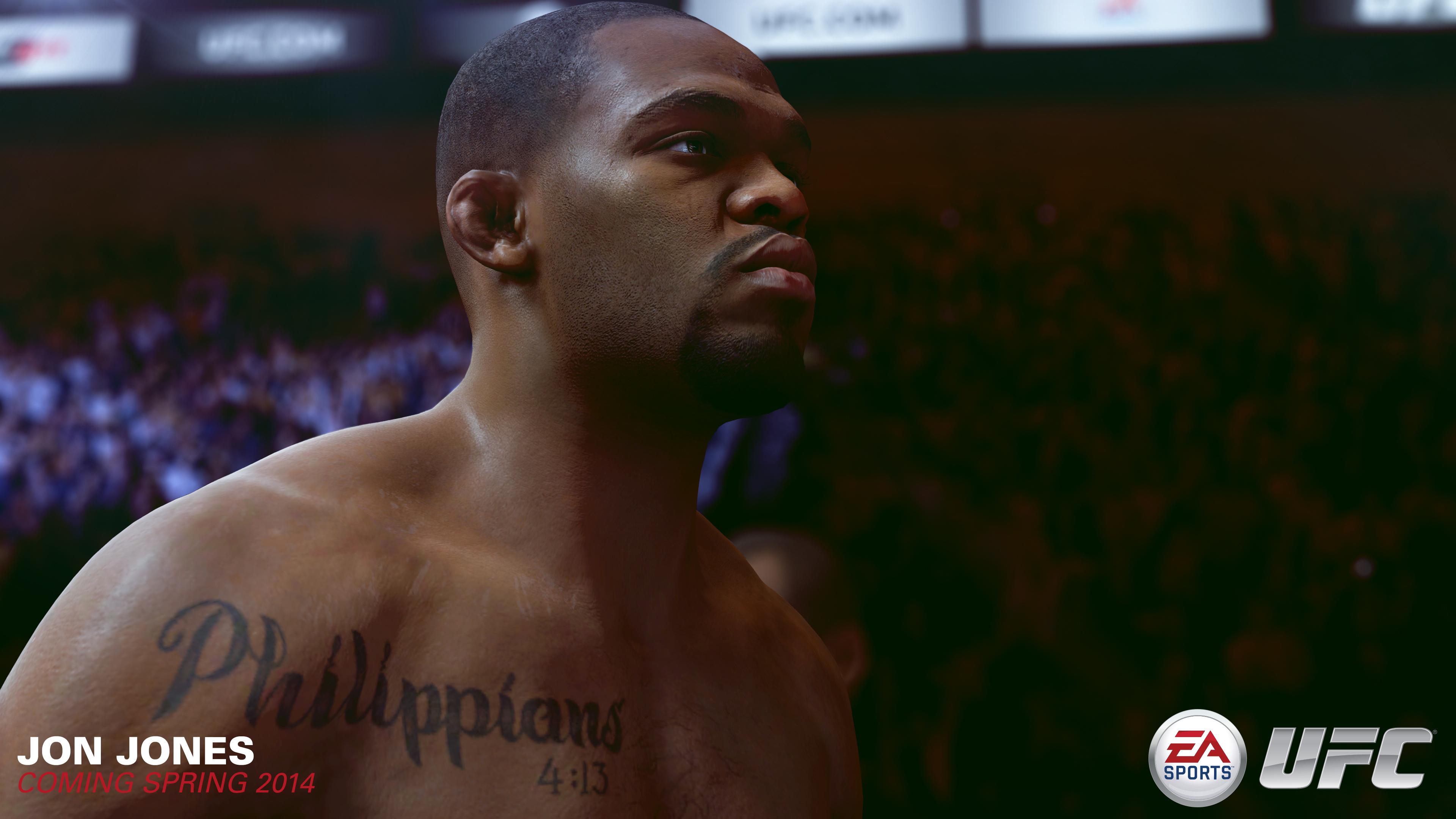 Джон Джонс - EA Sports UFC 4K