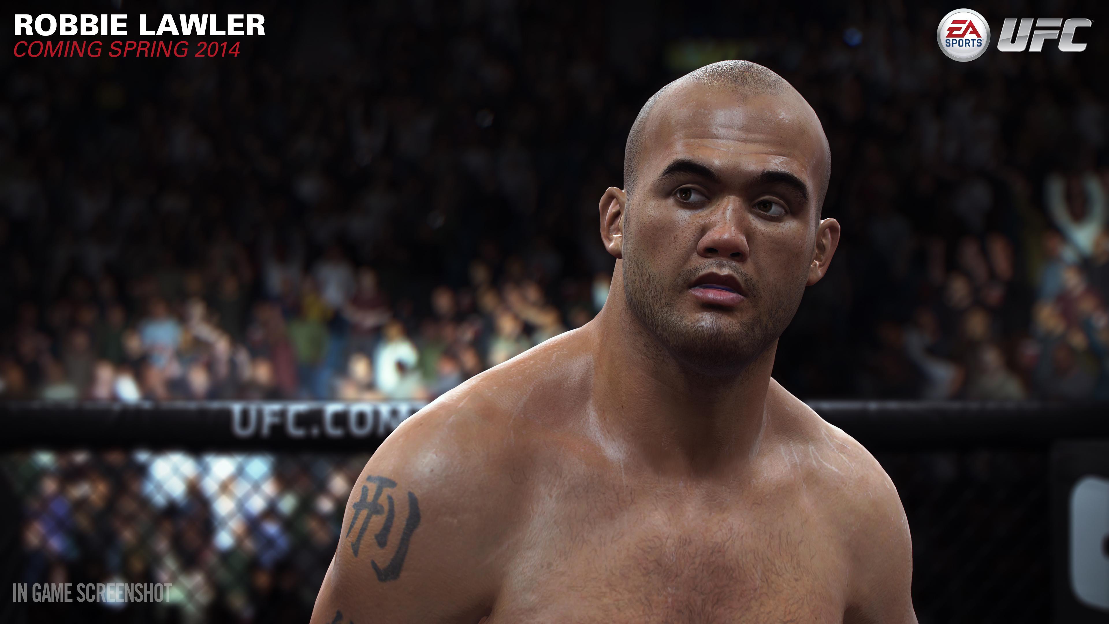 Робби Лоулер - EA Sports UFC 4K