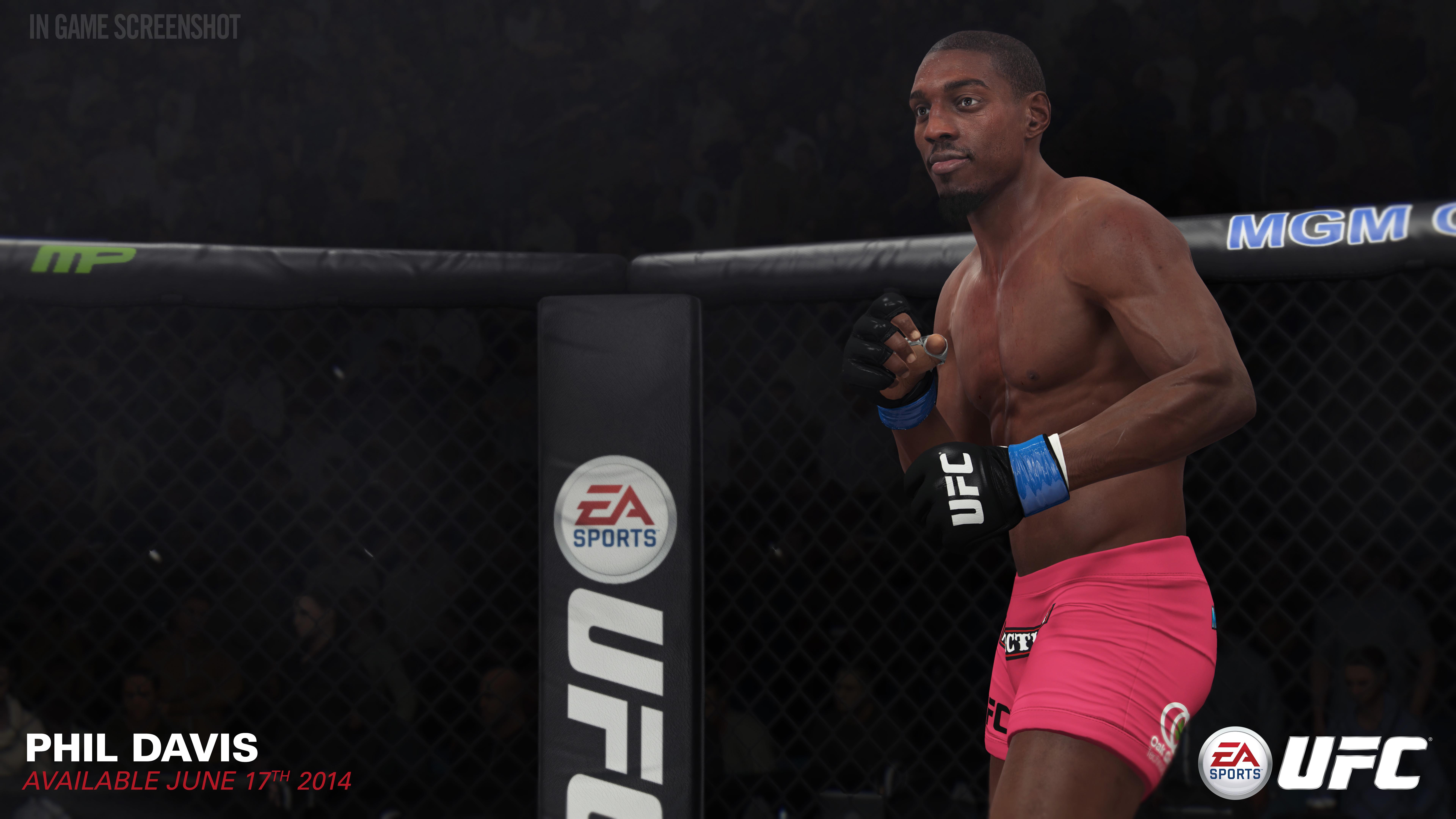 Фил Дэвис - EA Sports UFC 8K