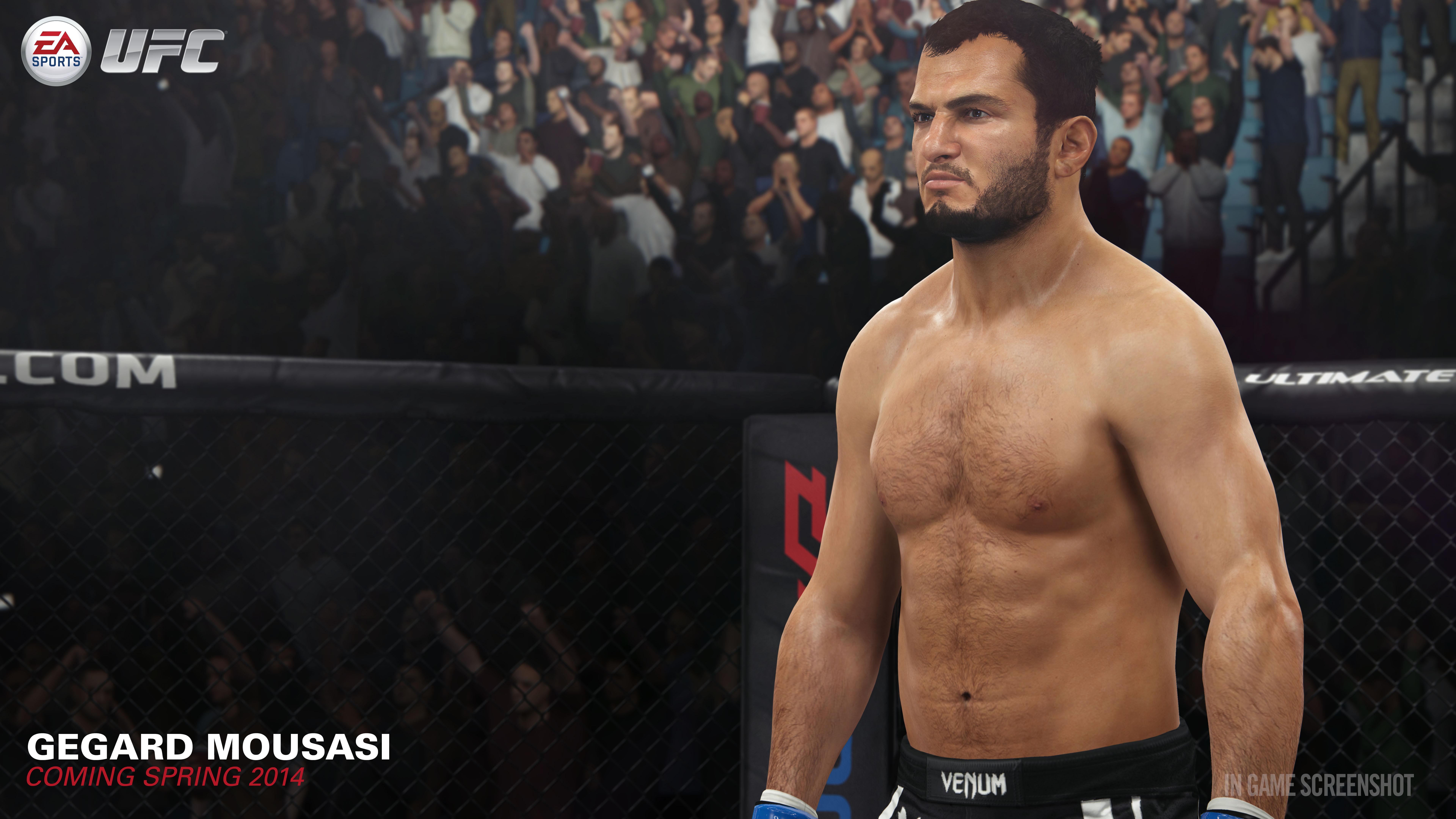 Гегард Мусаси - EA Sports UFC 8K