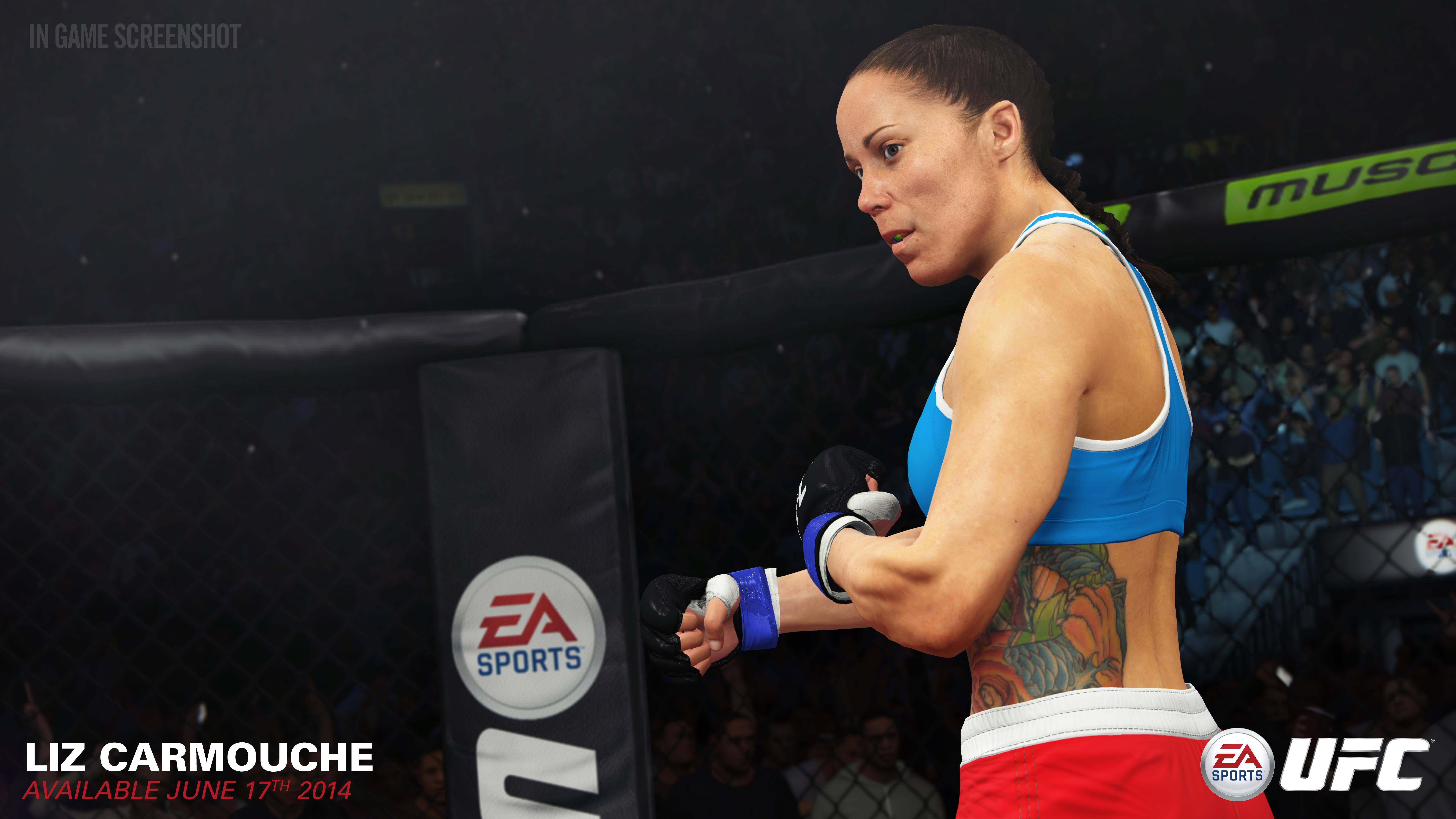 Лиз Кармуш - EA Sports UFC 8K