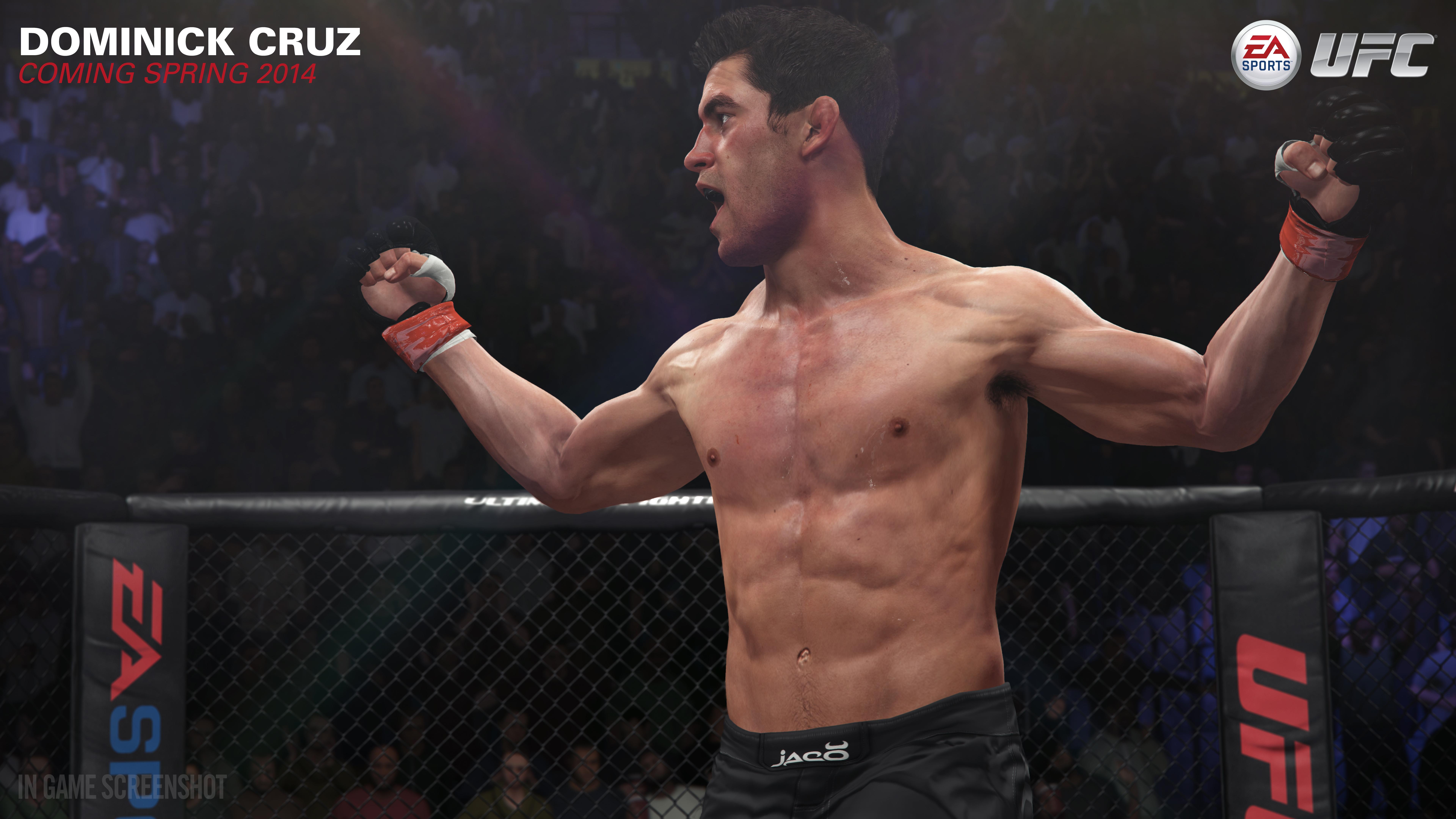 Доминик Круз - EA Sports UFC 8K