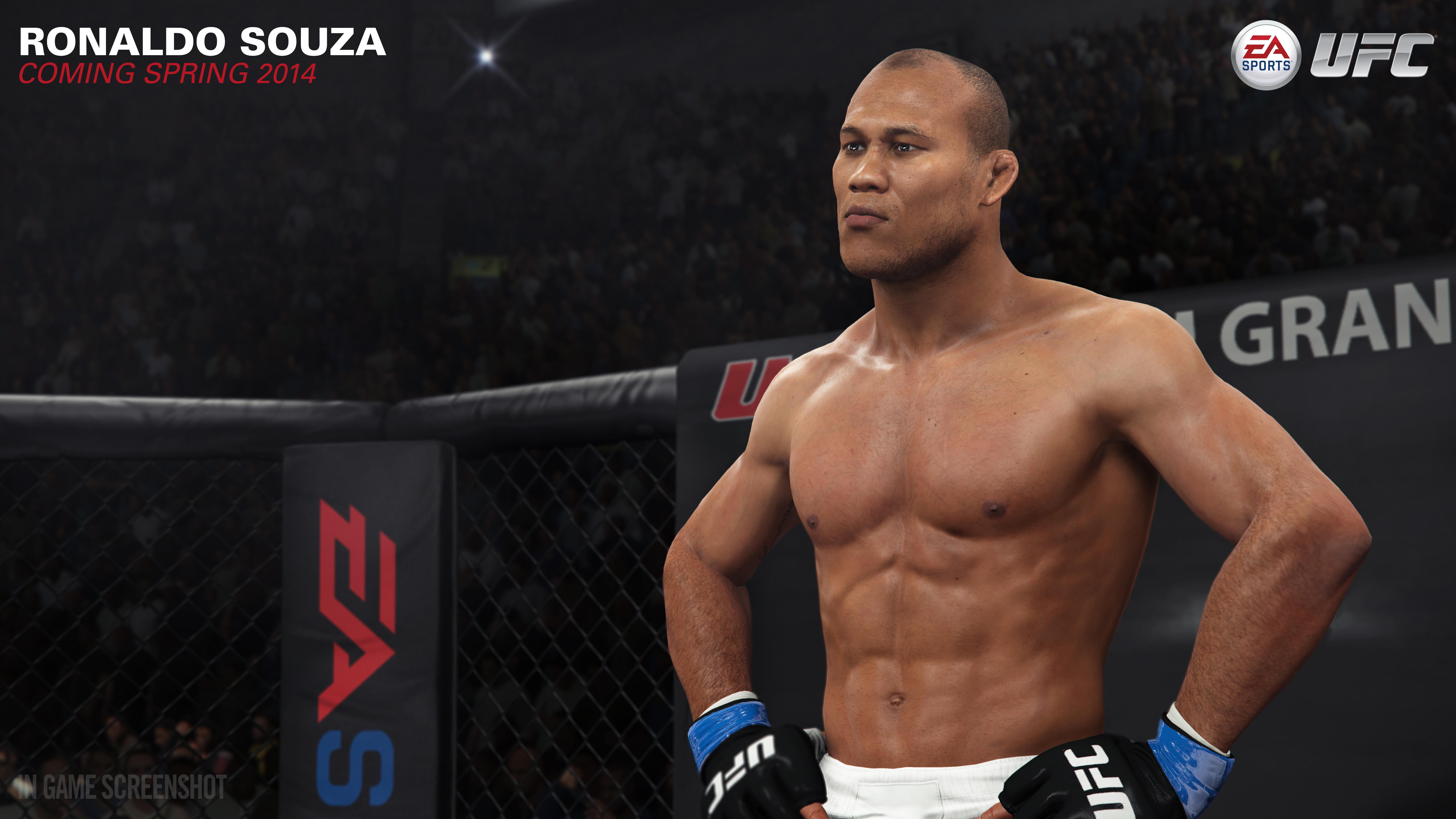 Роналду Соуза - EA Sports UFC 8K