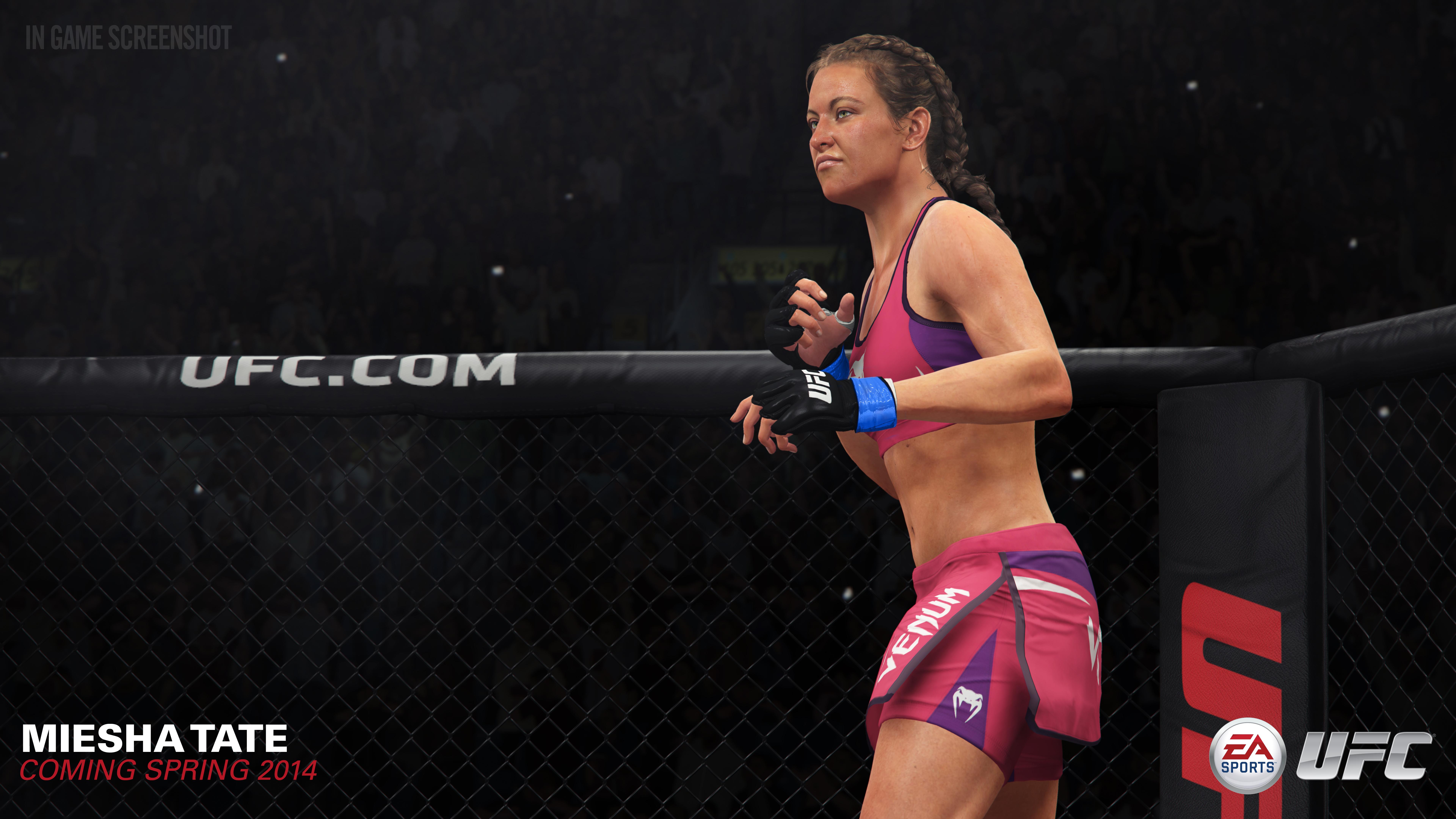 Миша Тейт - EA Sports UFC 8K