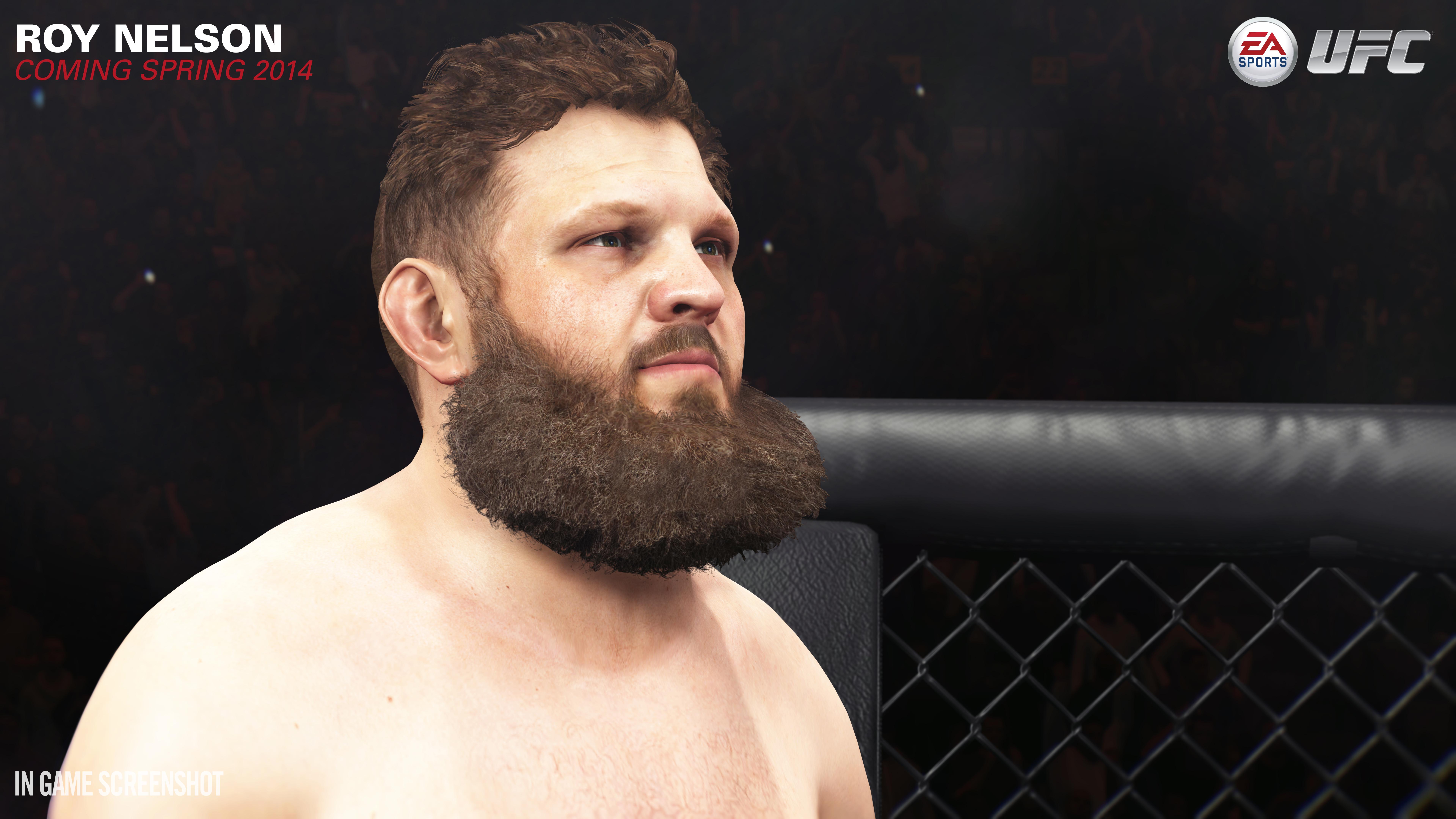 Рой Нельсон - EA Sports UFC 8K