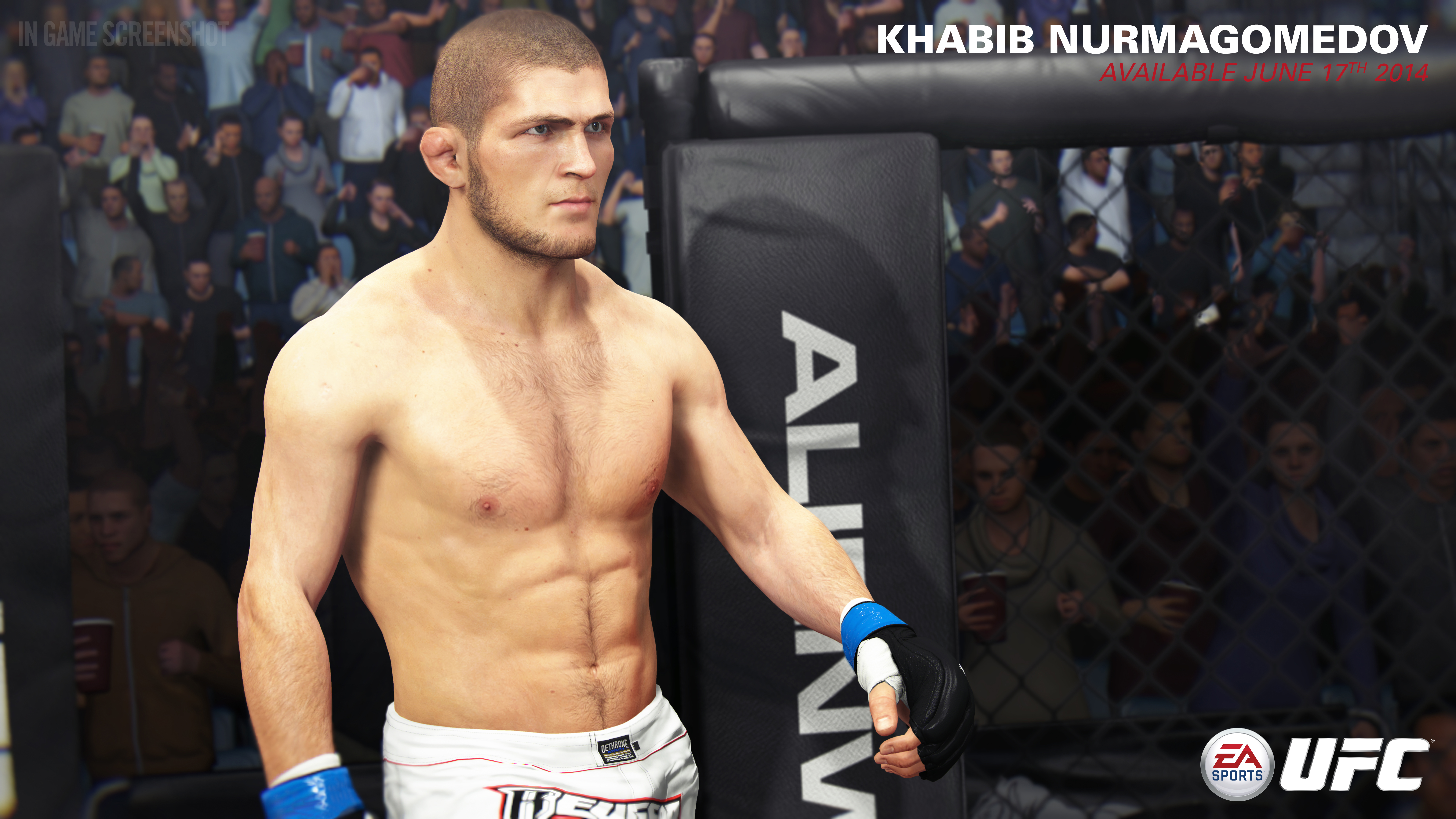 Хабиб Нурмагомедов - EA Sports UFC 8K