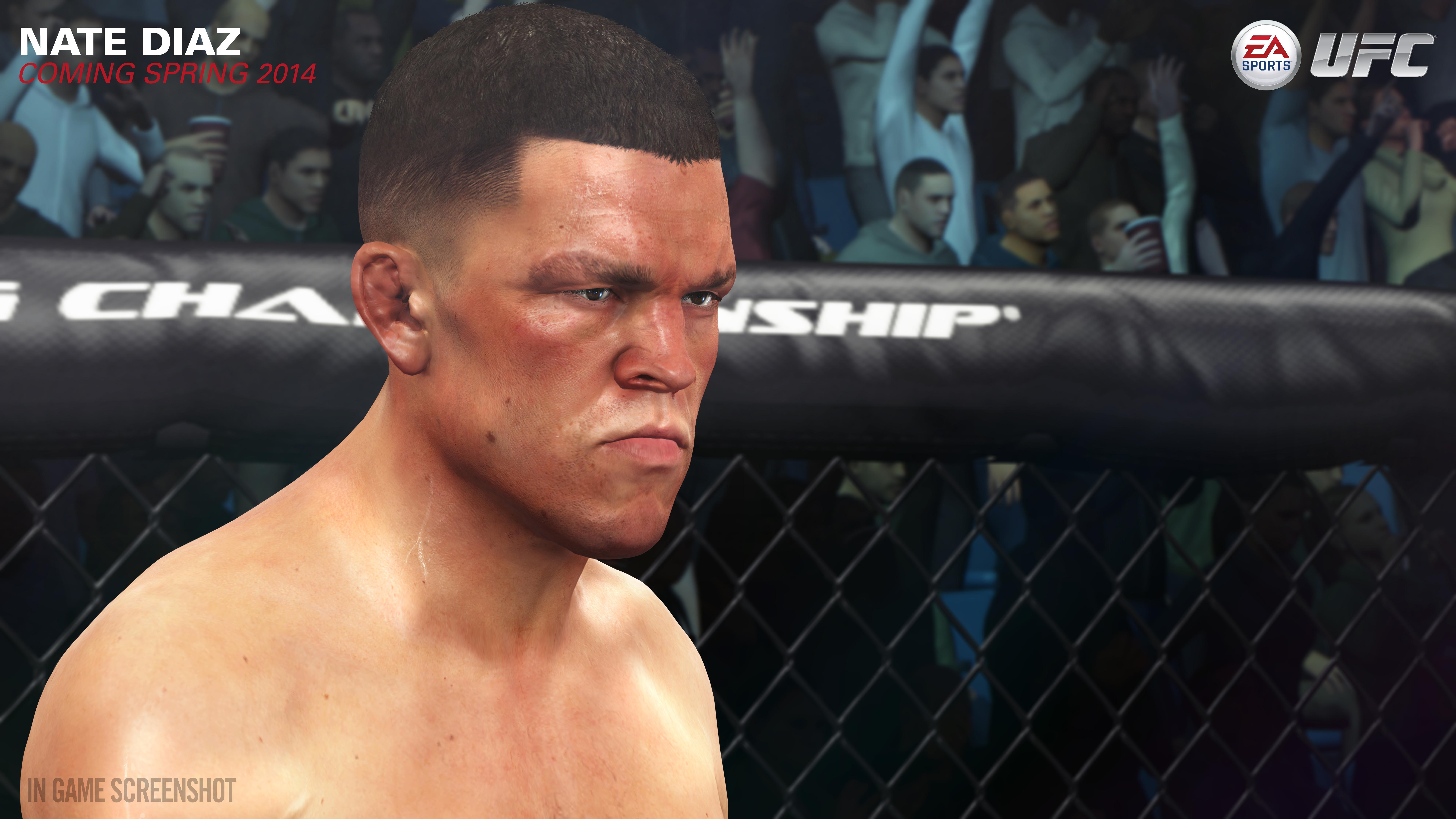 Нэйт Диаз - EA Sports UFC 8K