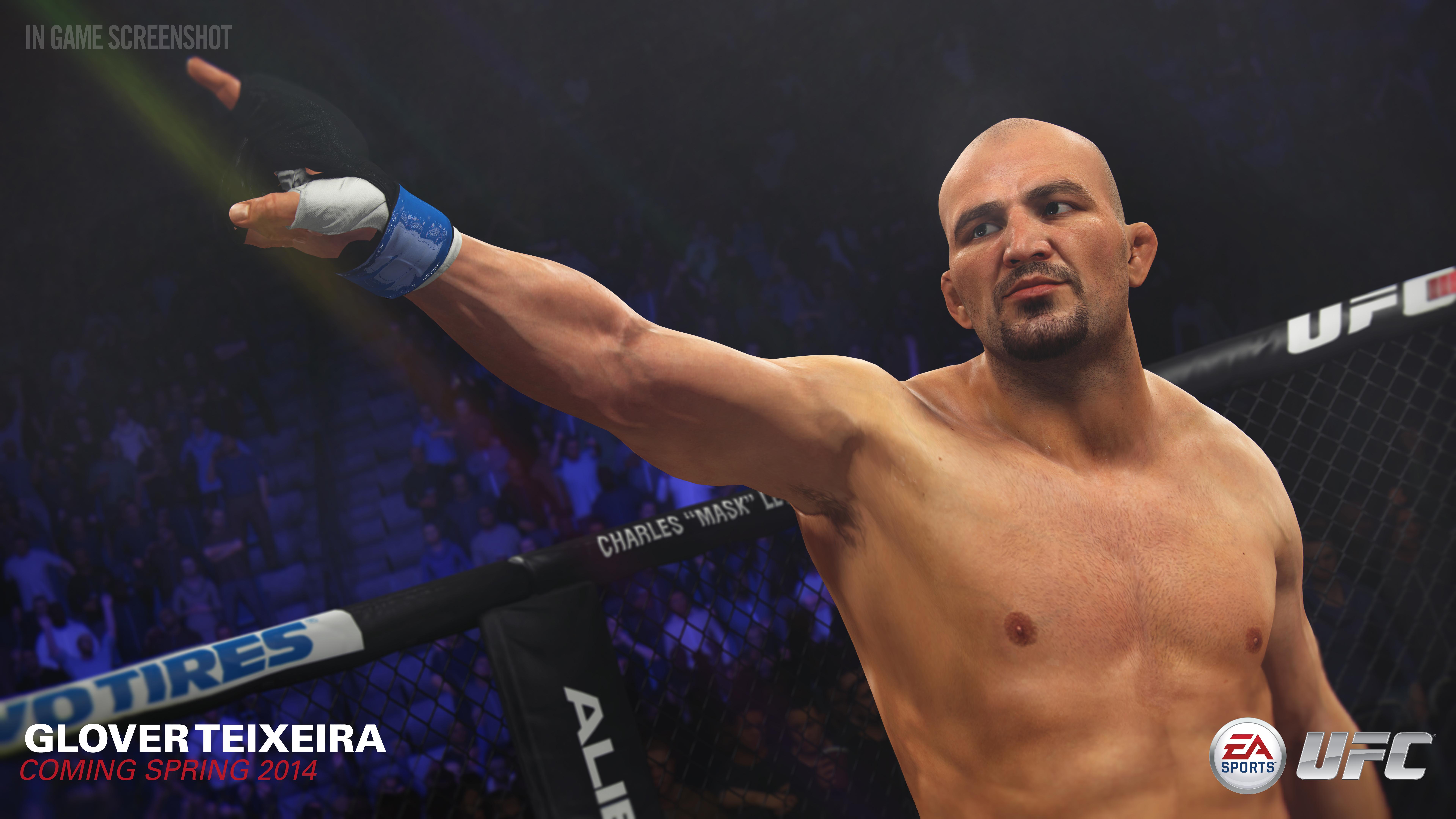 Гловер Тейшейра - EA Sports UFC 8K
