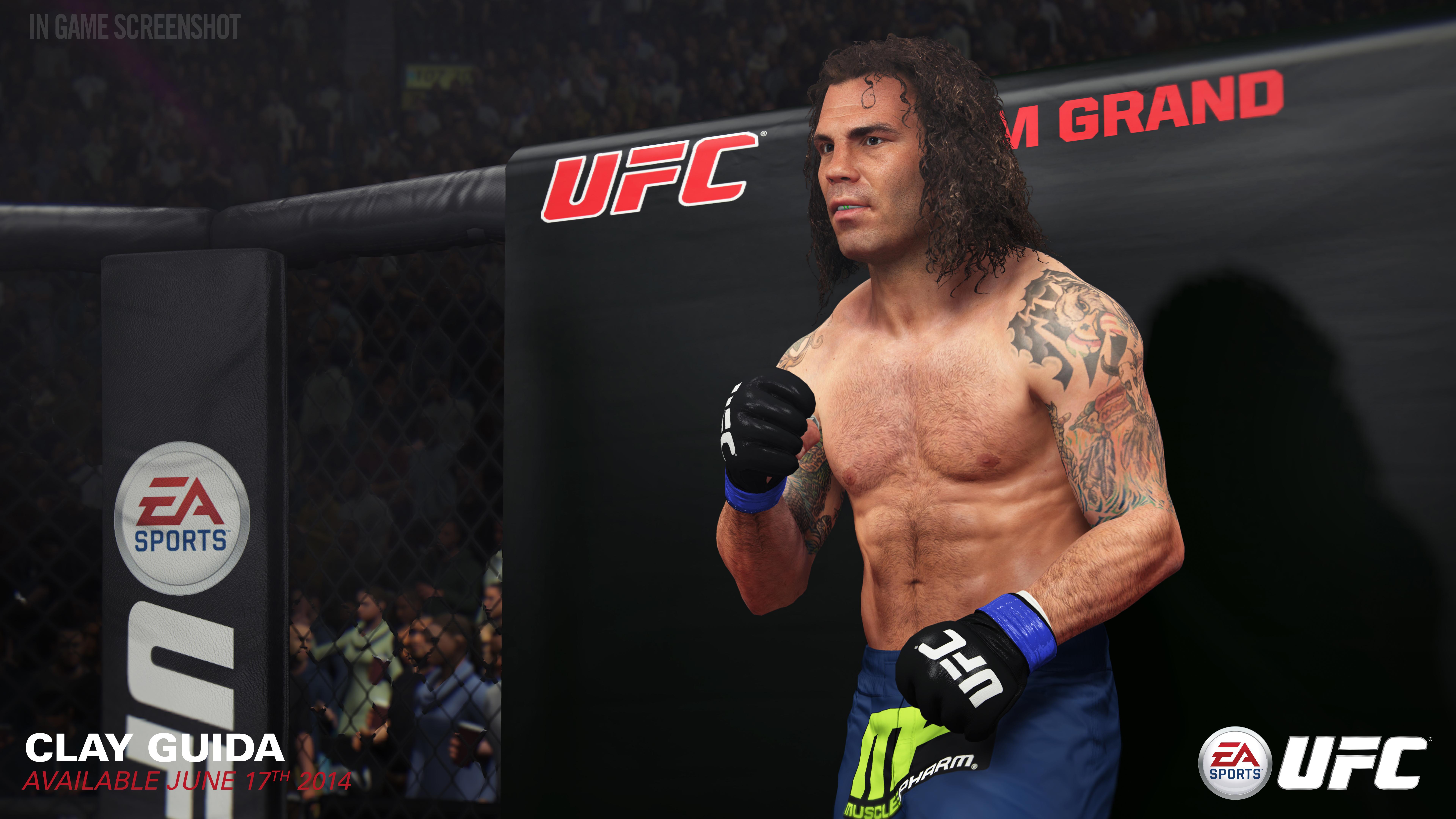 Клэй Гуида - EA Sports UFC 8K