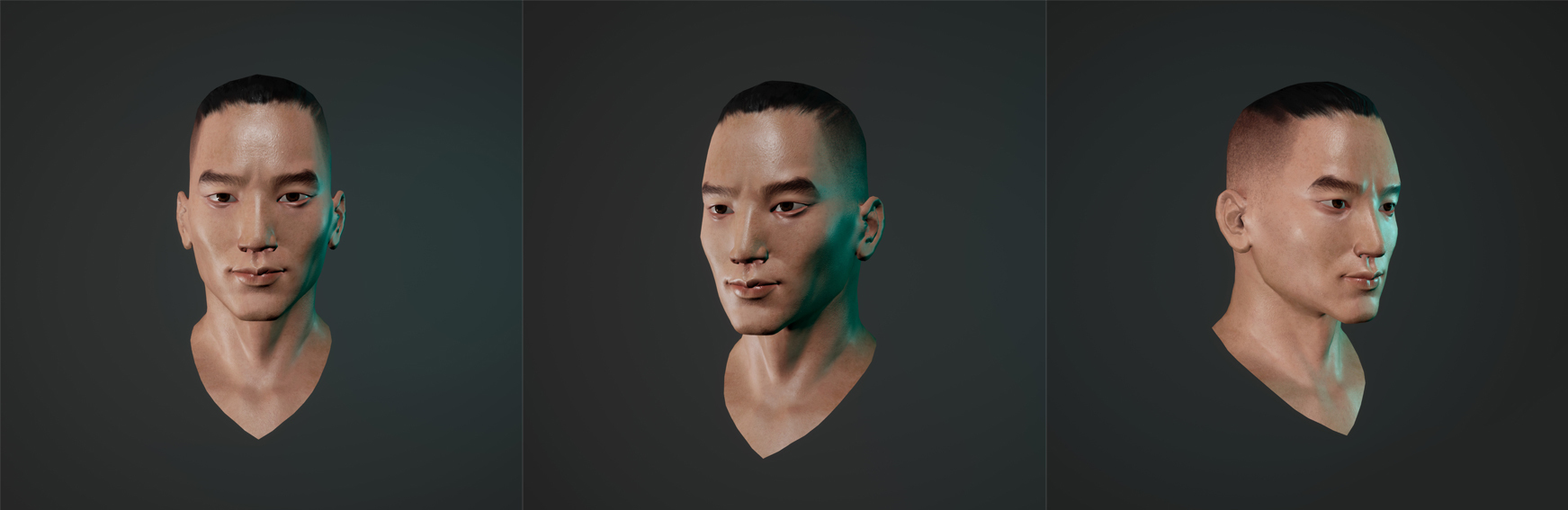 Лица - Will To Live Online Рендер