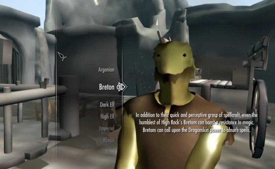 мыльное начало - Elder Scrolls 5: Skyrim, the