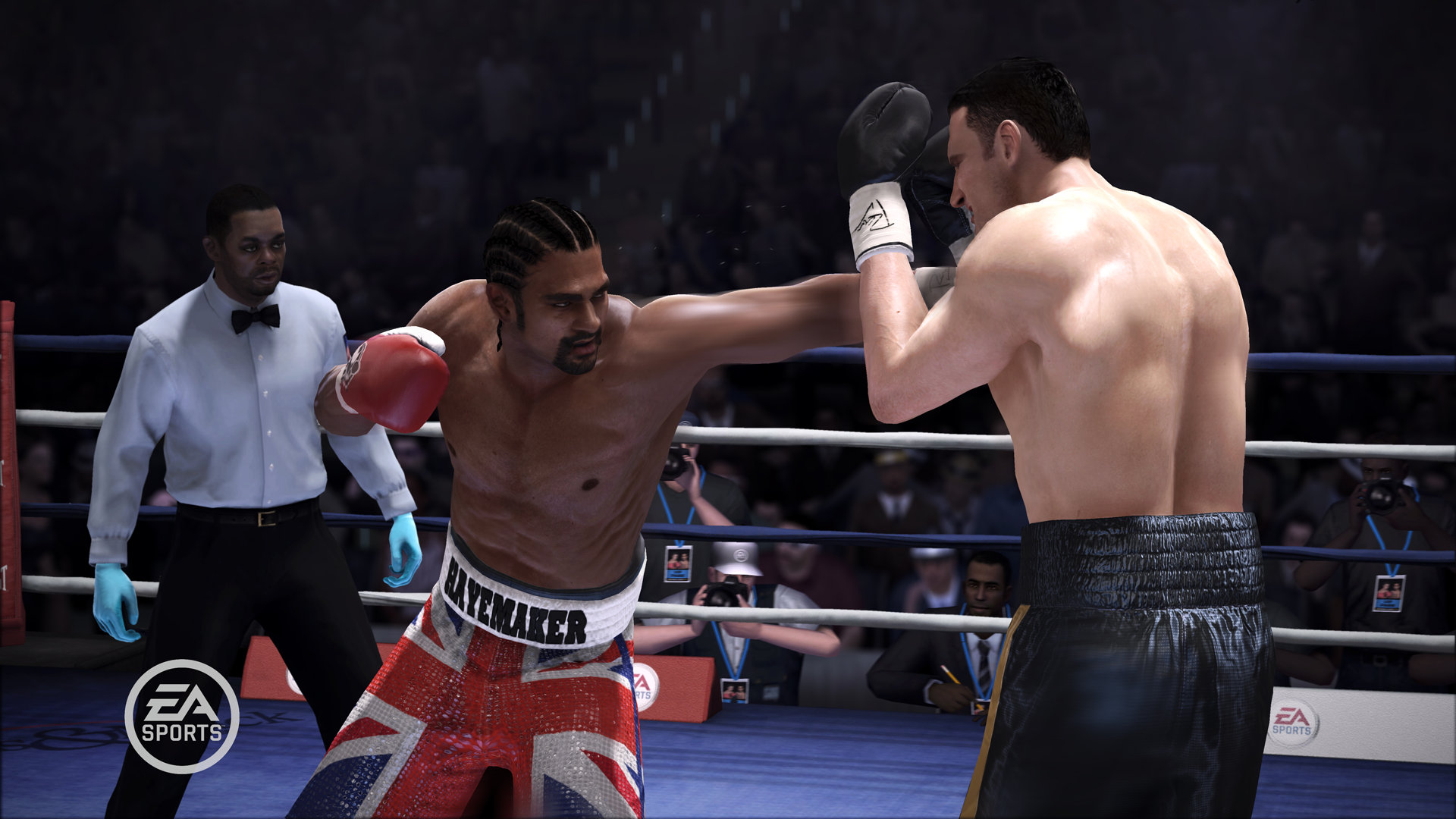 fight night games for pc