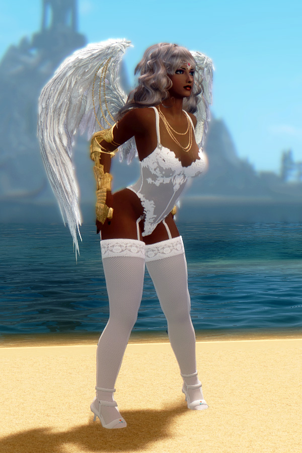 533. Алисса ангел.jpg - Elder Scrolls 5: Skyrim, the CBBE, Сборка-21
