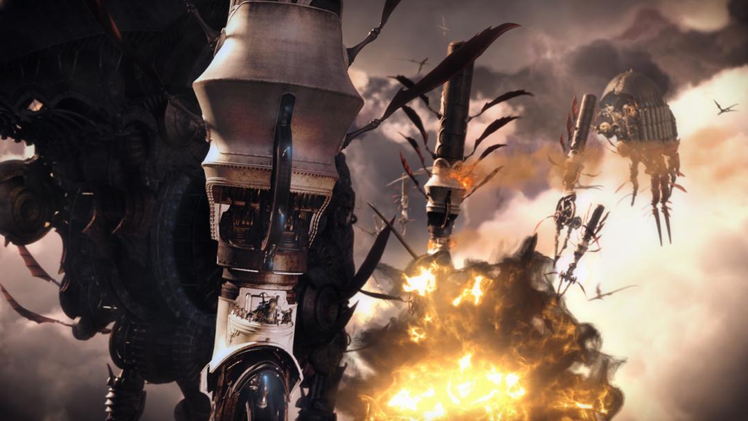 Final Fantasy 14 - Final Fantasy 14