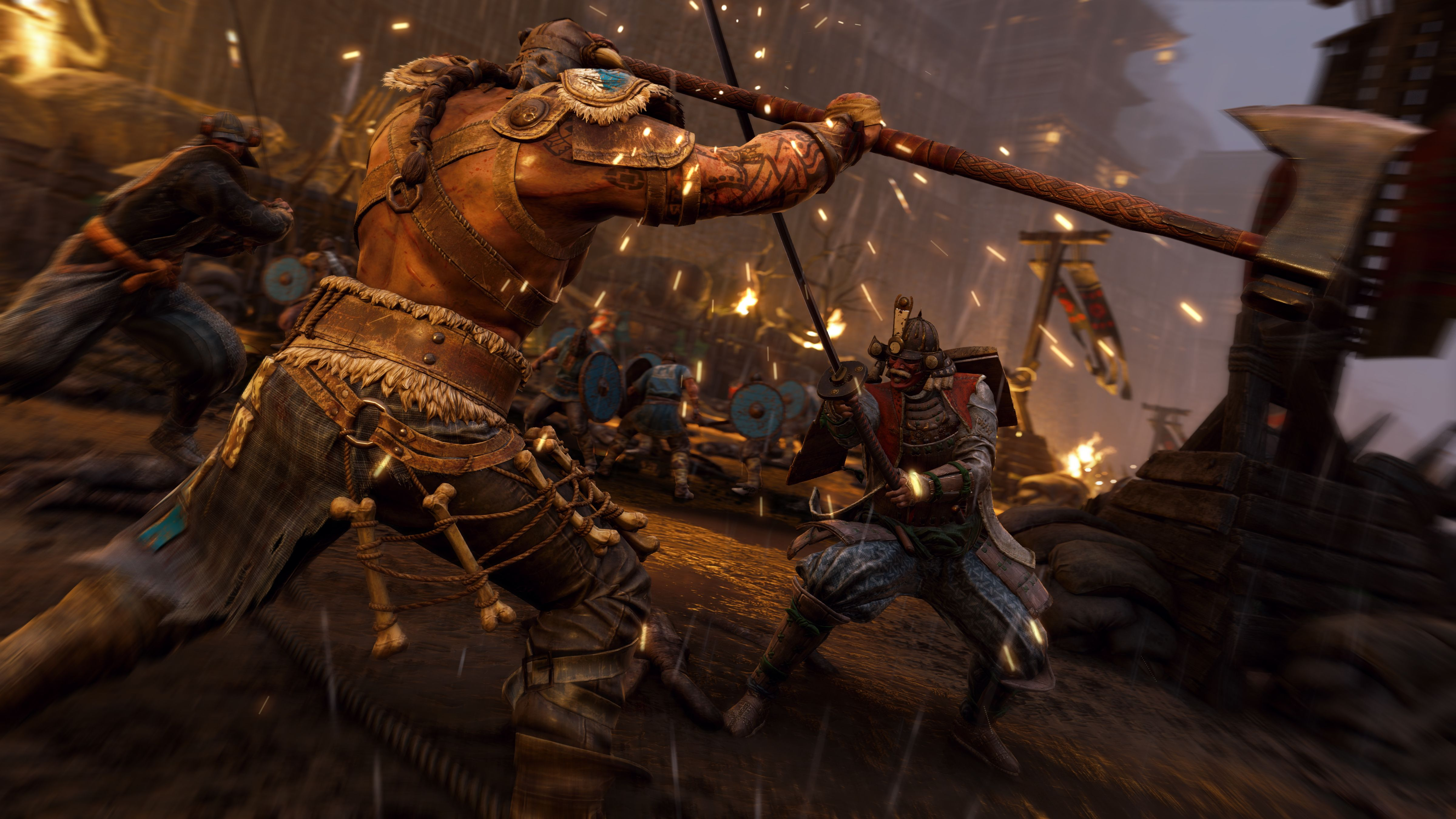 For Honor - For Honor 4K