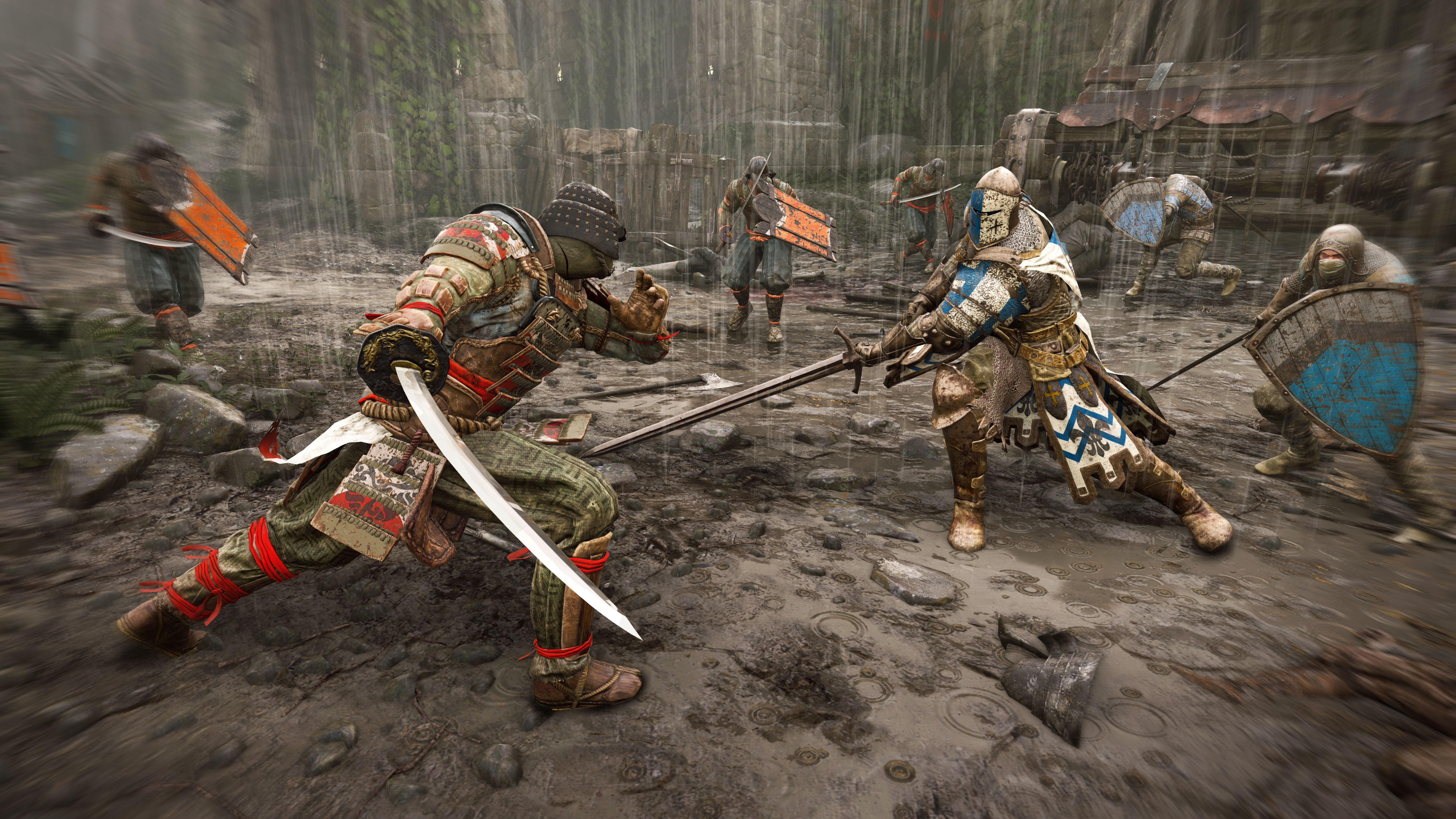 For Honor - For Honor 5K