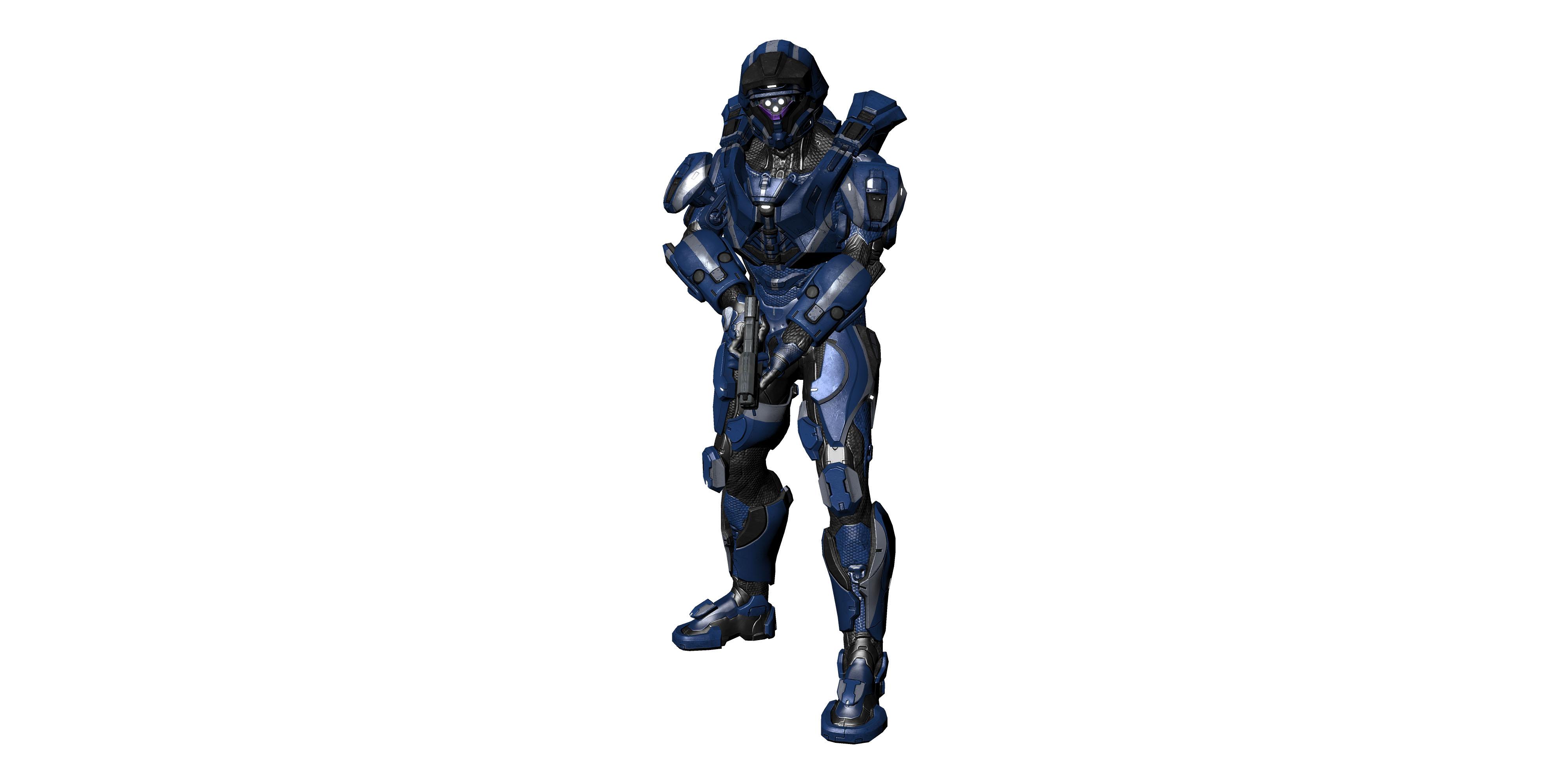 Halo 4 - Halo 4 4K, Арт, Персонаж
