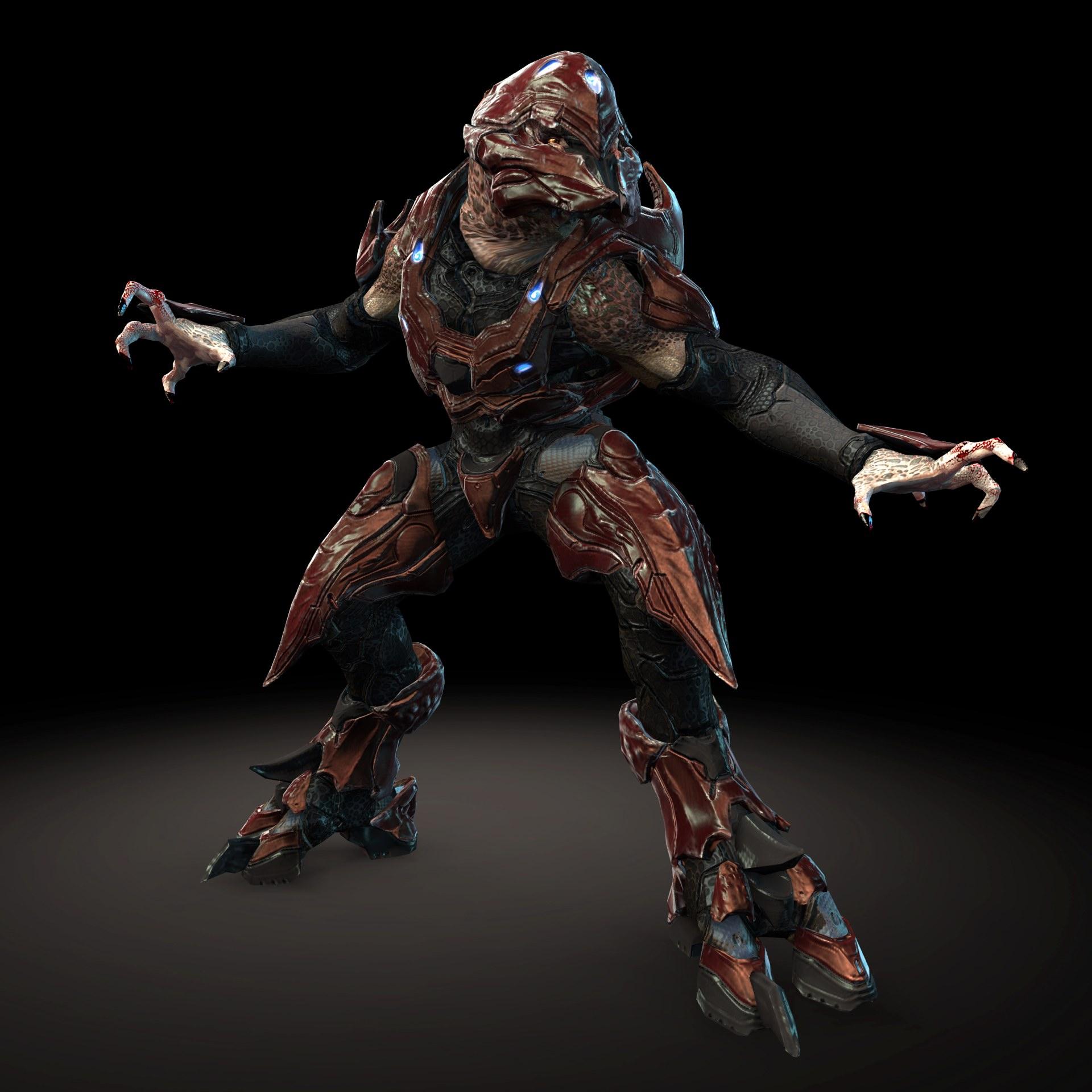 Halo 4 - Halo 4 Арт, Персонаж