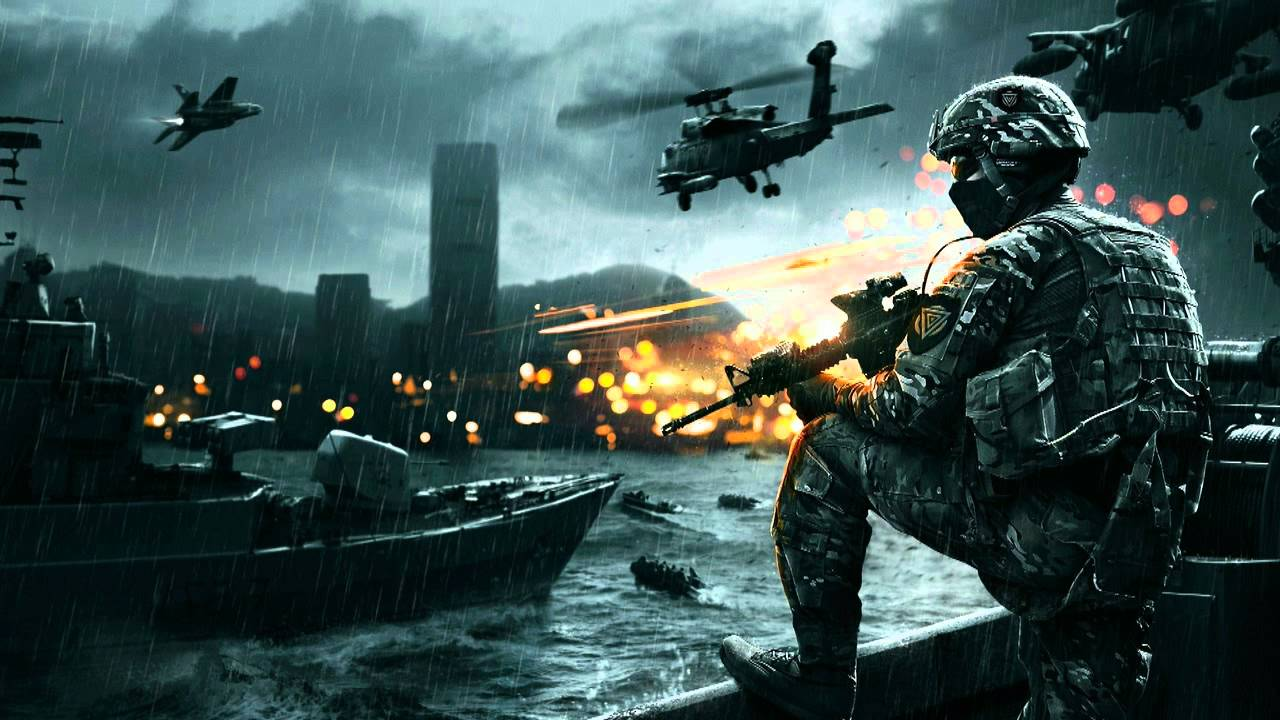 Art - Battlefield 4 Арт
