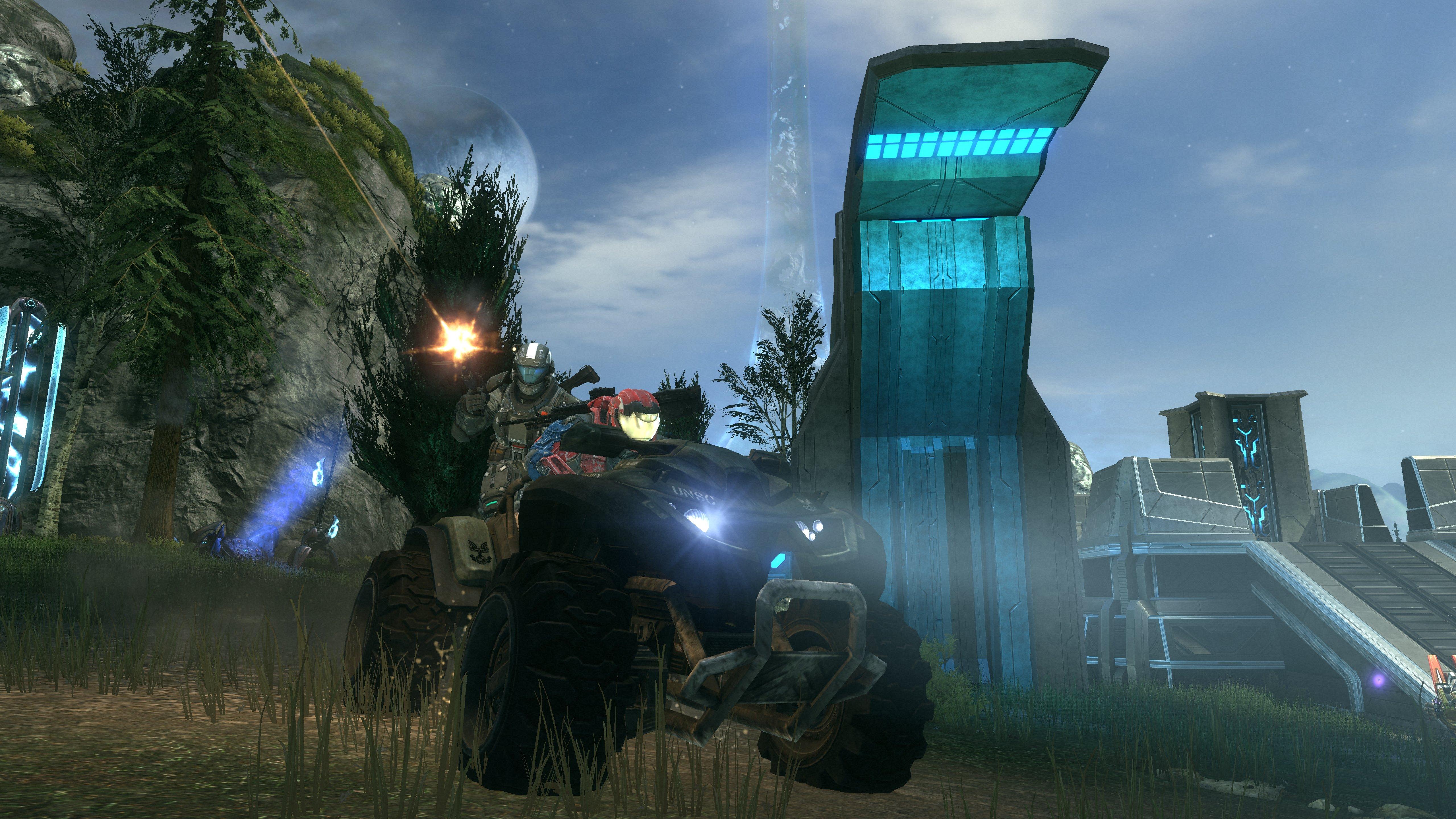 Halo: Combat Evolved Anniversary - Halo: Combat Evolved Anniversary 5K
